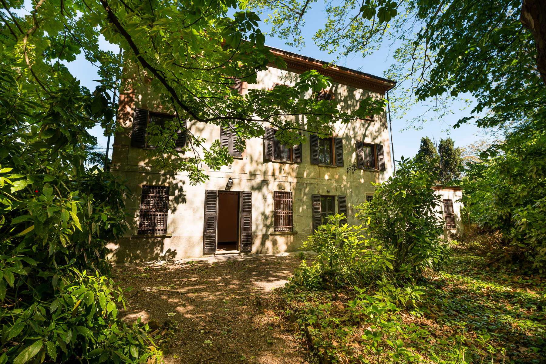 Enchanting patrician villa in Monferrato