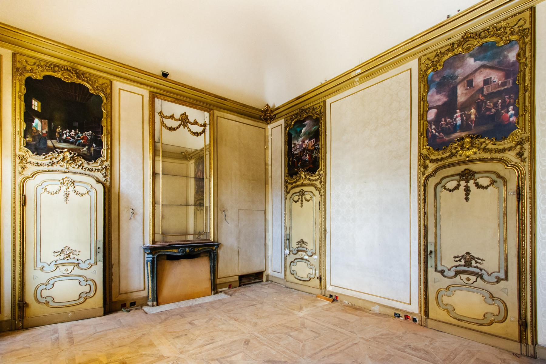 Splendido appartamento stile barocco in centro storico