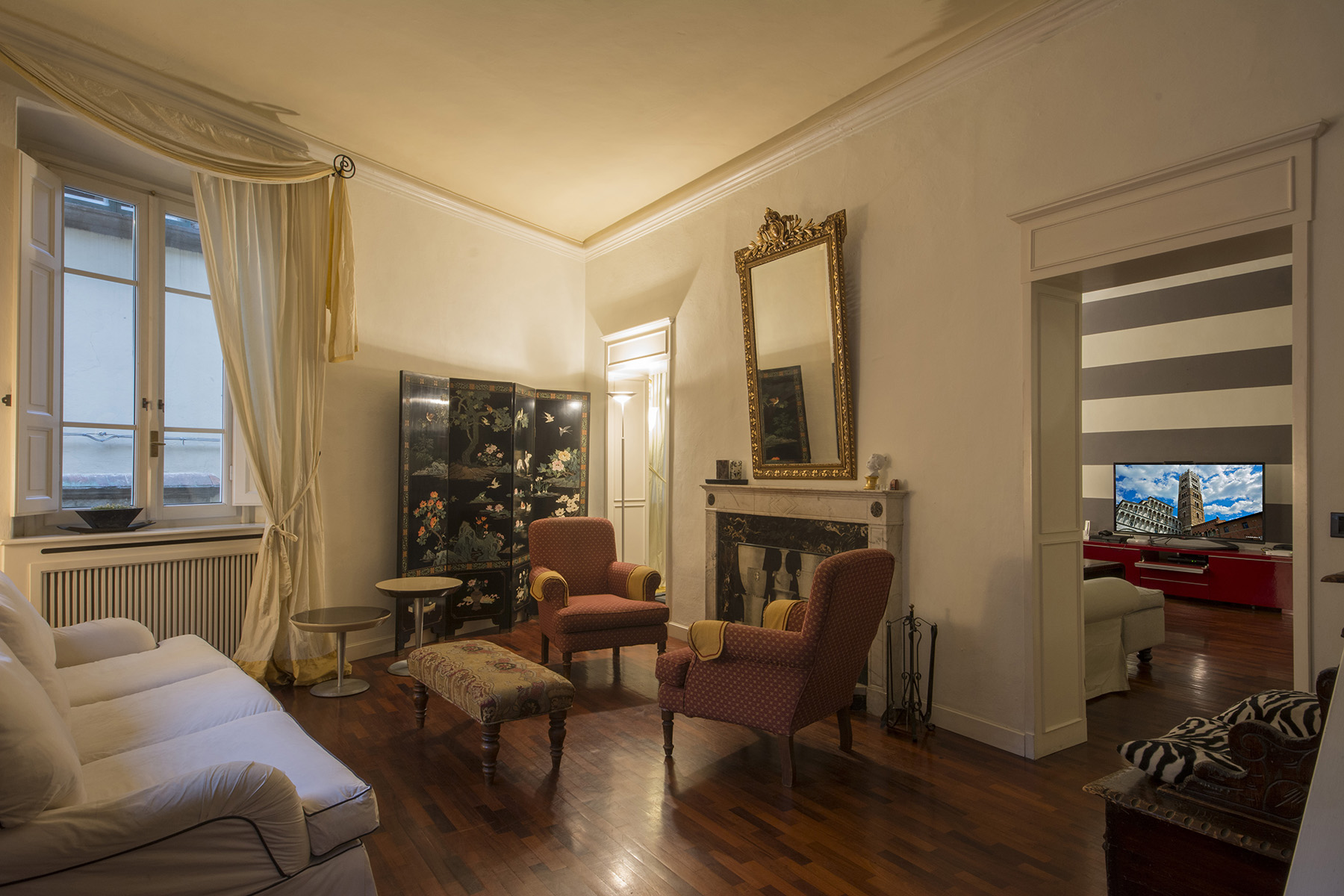 Lovely apartment in the historical center of Lucca