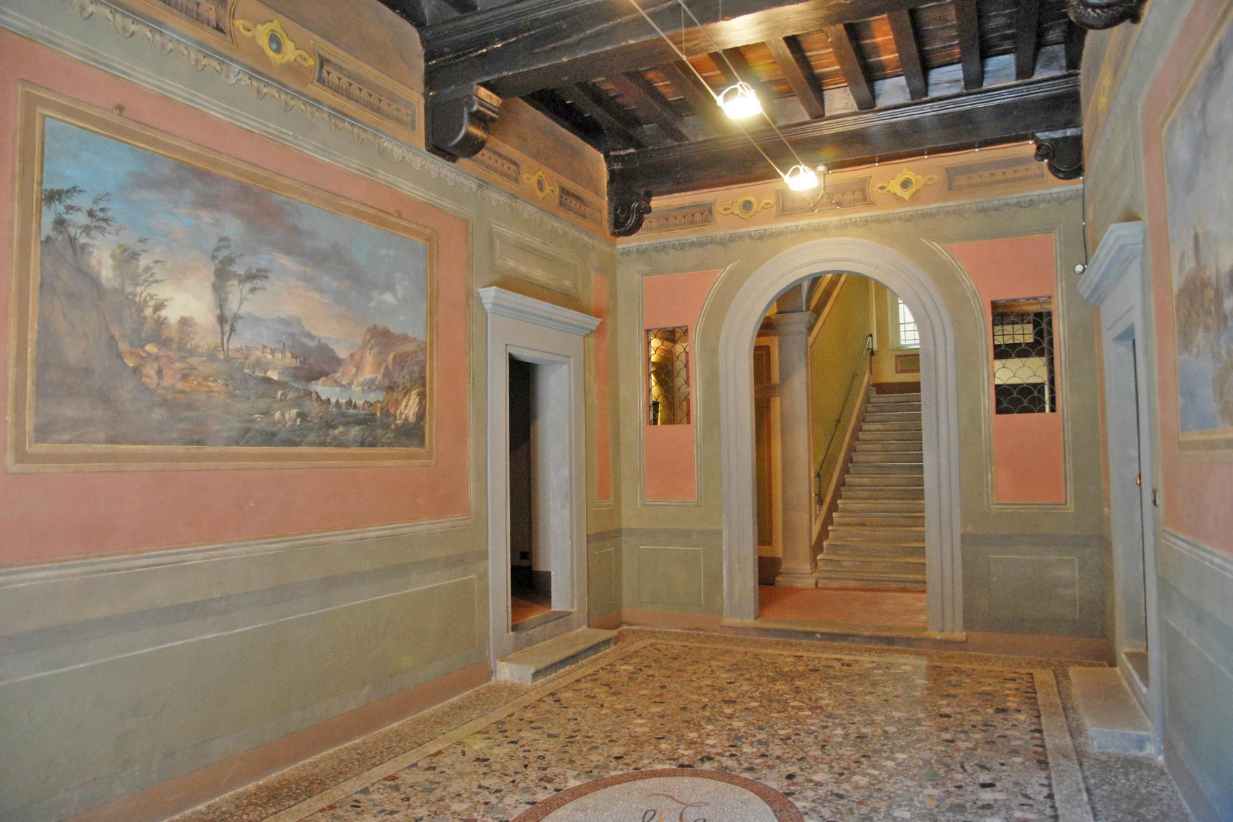 Lucca, Via Guinigi