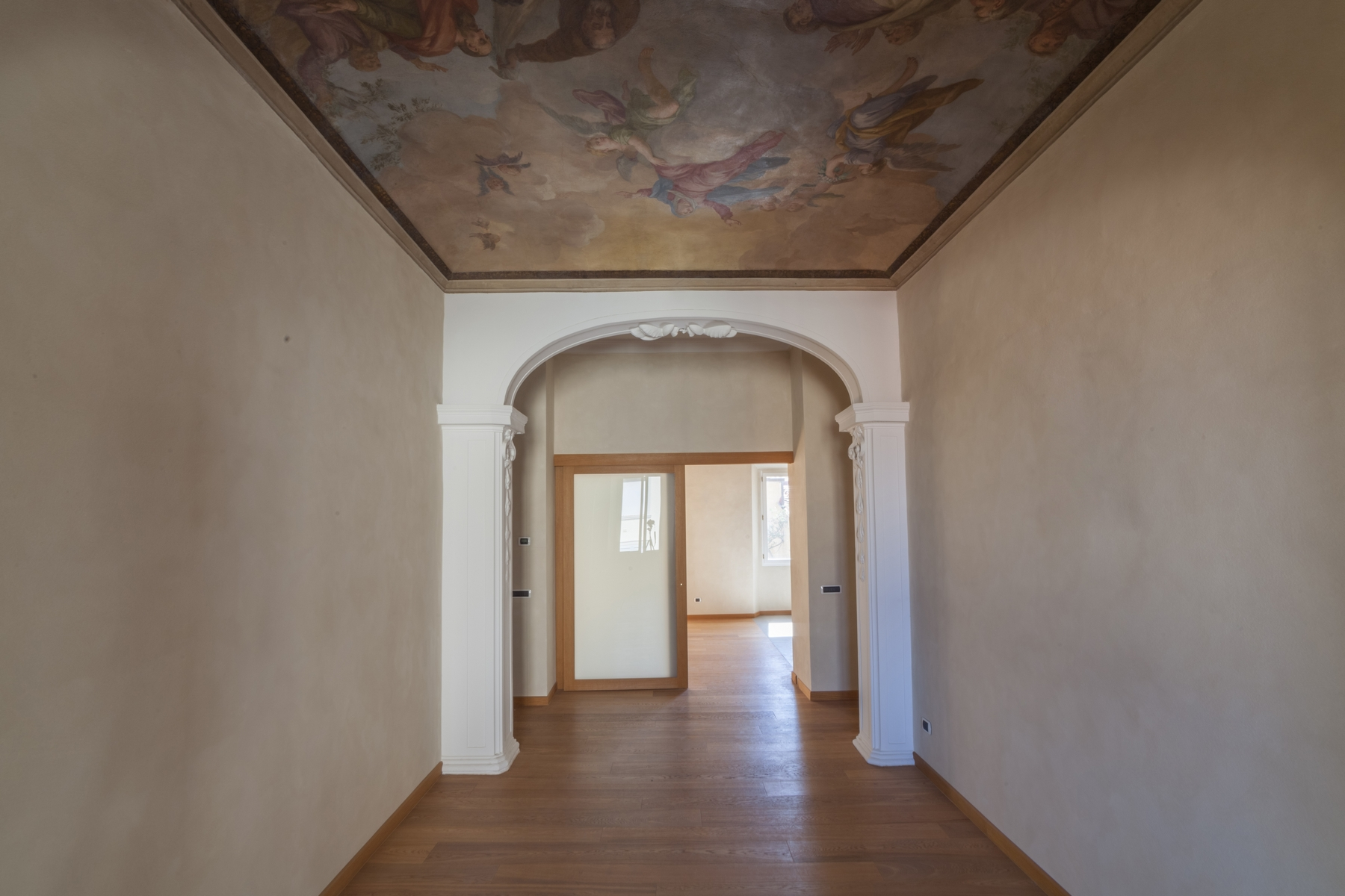 Beautiful new penthouse with views of the brunelleschi dome