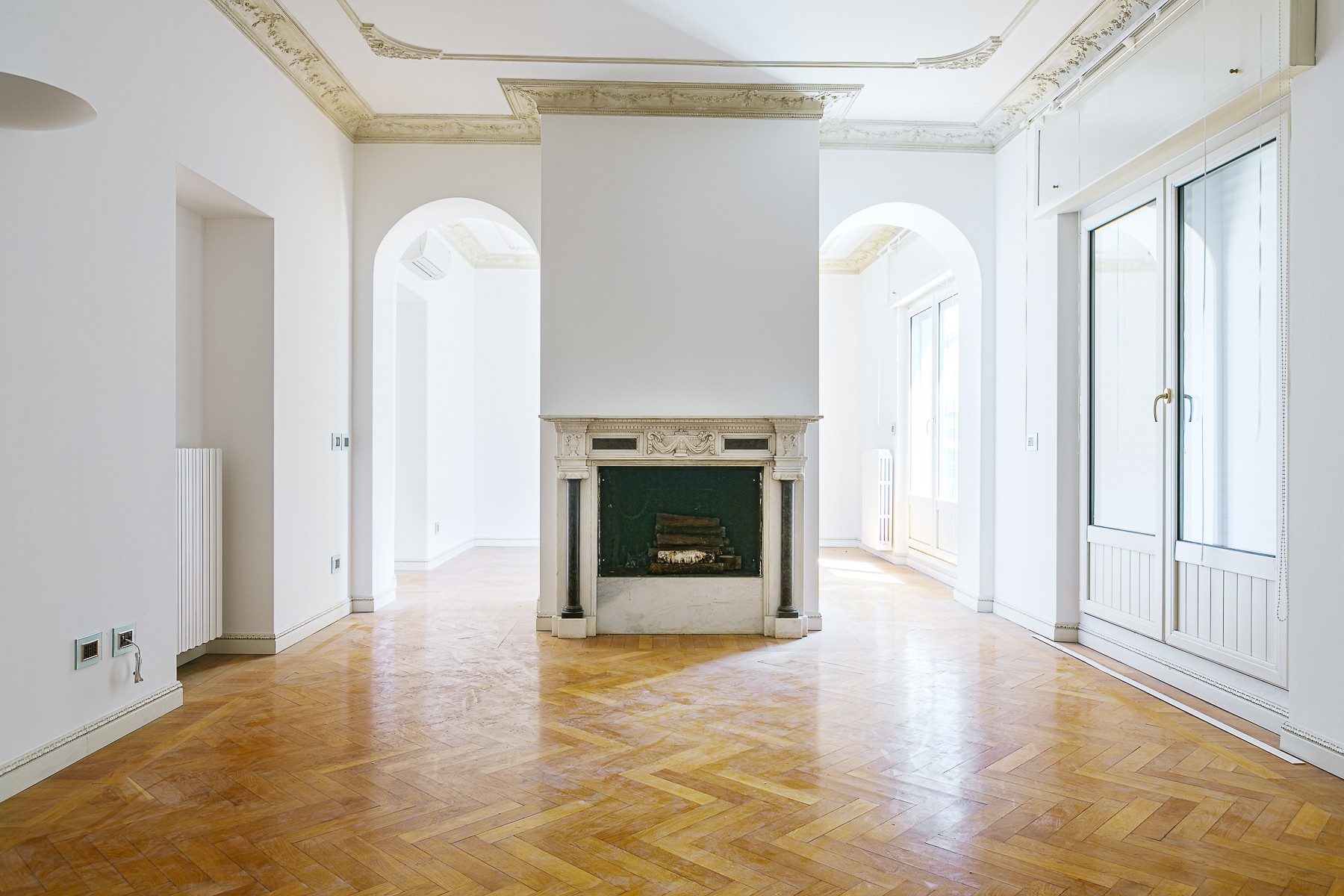 Exclusive apartament recently restored