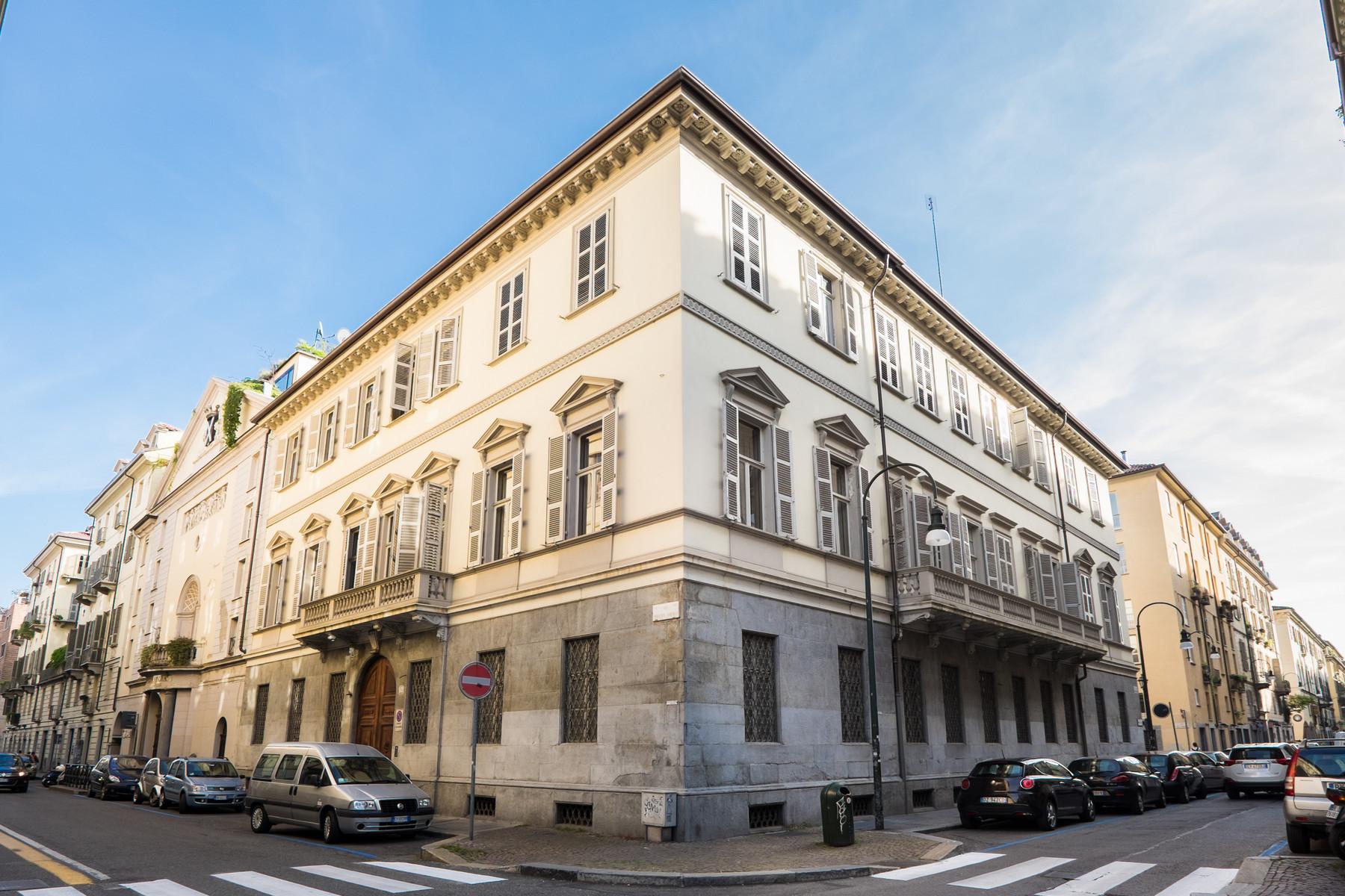 Splendido appartamento nel Palazzo d'epoca