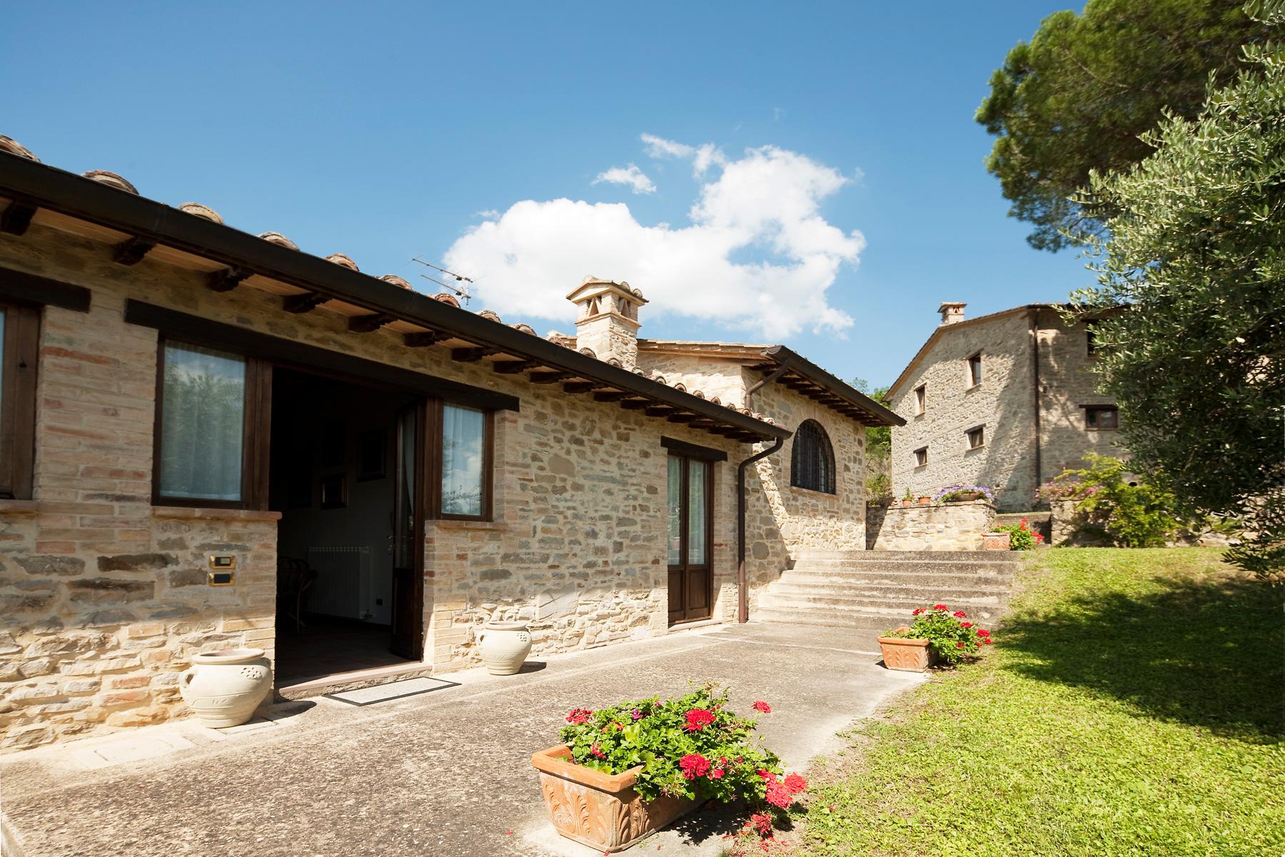 Umbertide, Via Serra Partucci