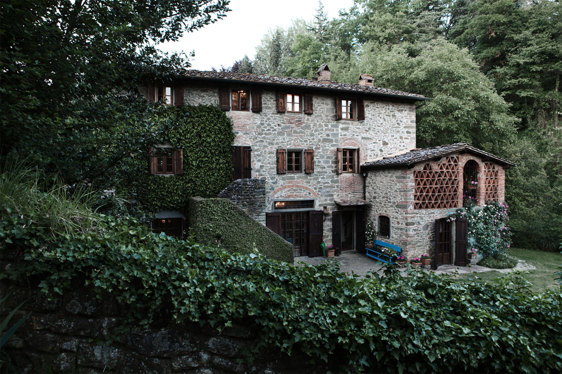 15Th century stone watermill