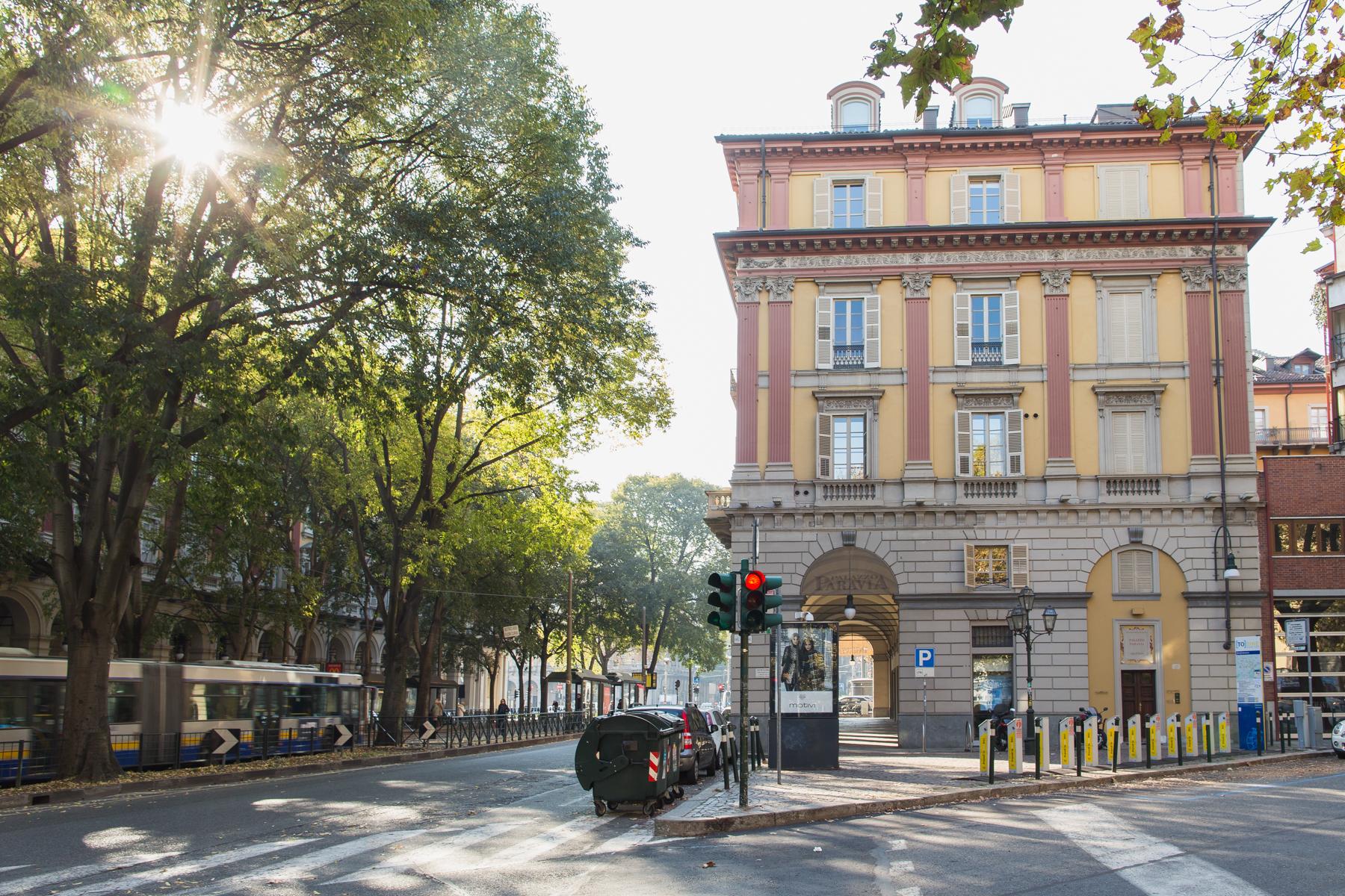 Prestigioso ufficio in Palazzo Paravia
