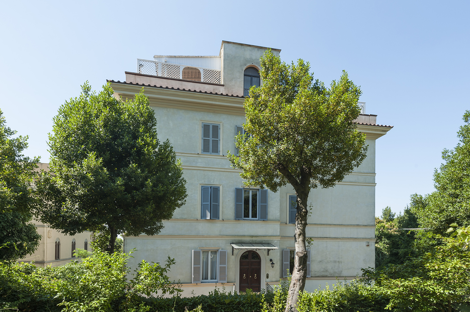 Apartment in exclusive building in the Casteli Romani