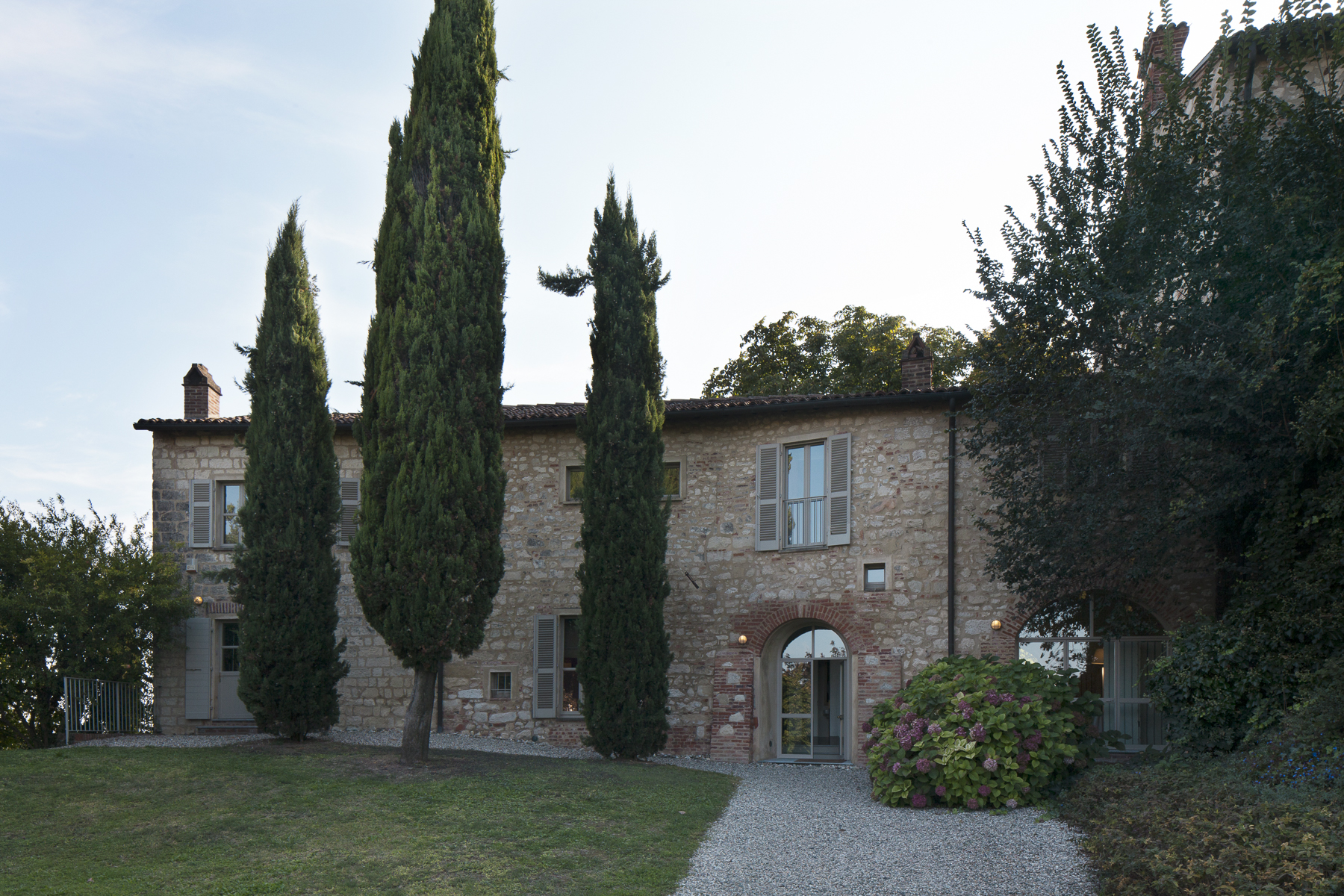 Refined villa in Monferrato with a swimming pool