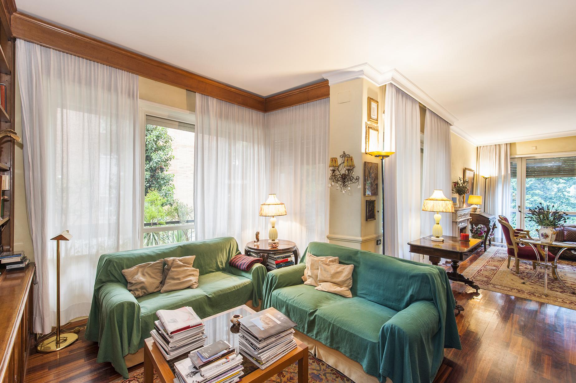 Elegant Apartment in Viale Cortina d\'Ampezzo