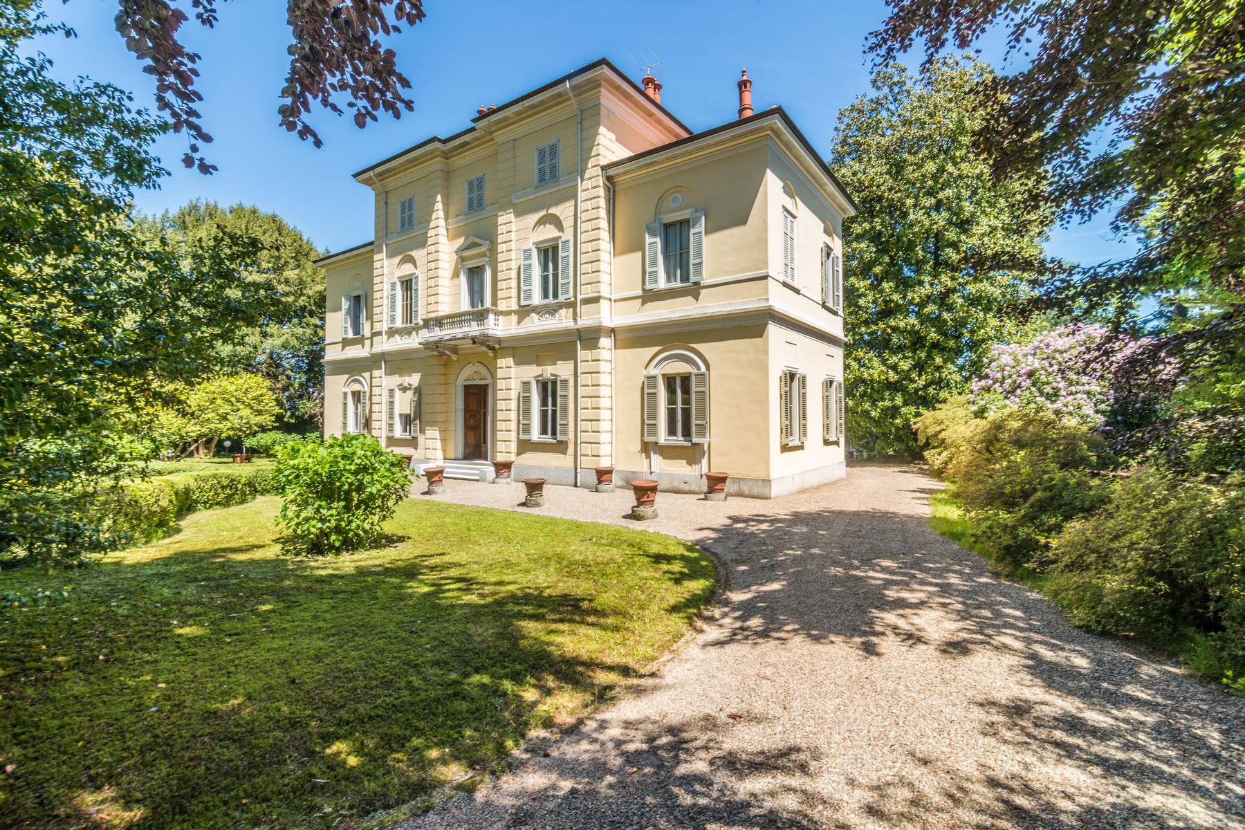 Villa di charme con vista sul Lago d\'Orta