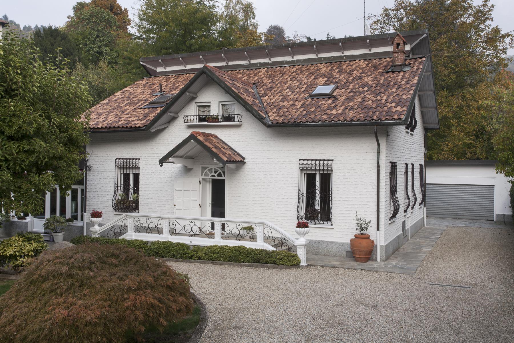 Villa di recente ristrutturazione a Cavoretto
