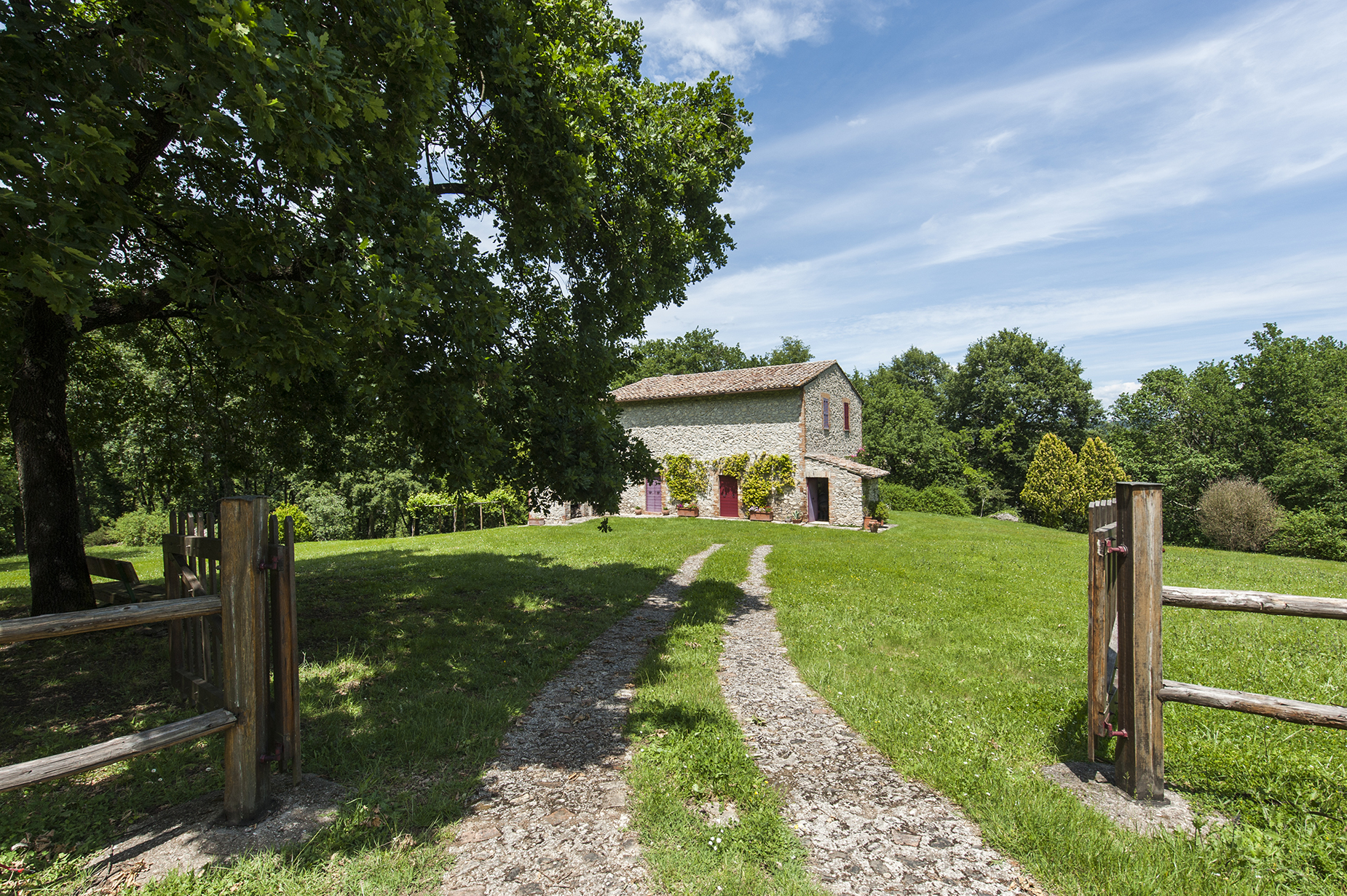 Lovely Countryhouse in Orte