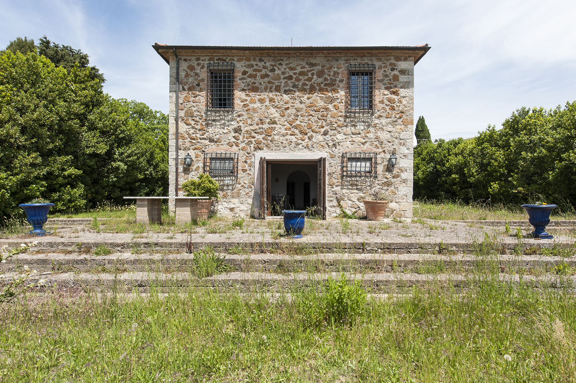 Ancient Farmhouse and land in Maremma