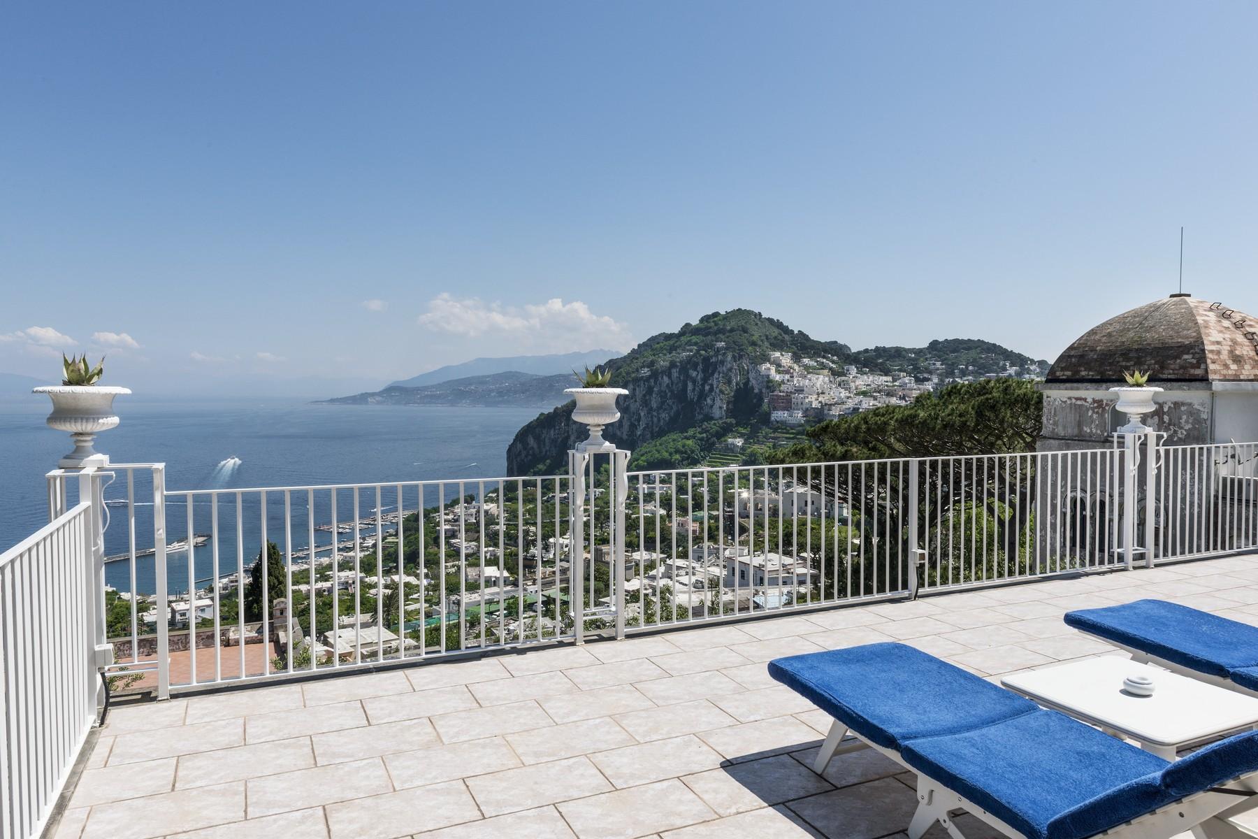 Capri, Via Aiano Di Sopra