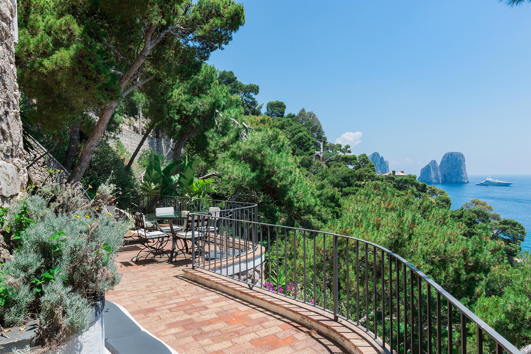 Villa Pieds dans l\'eau in Capri
