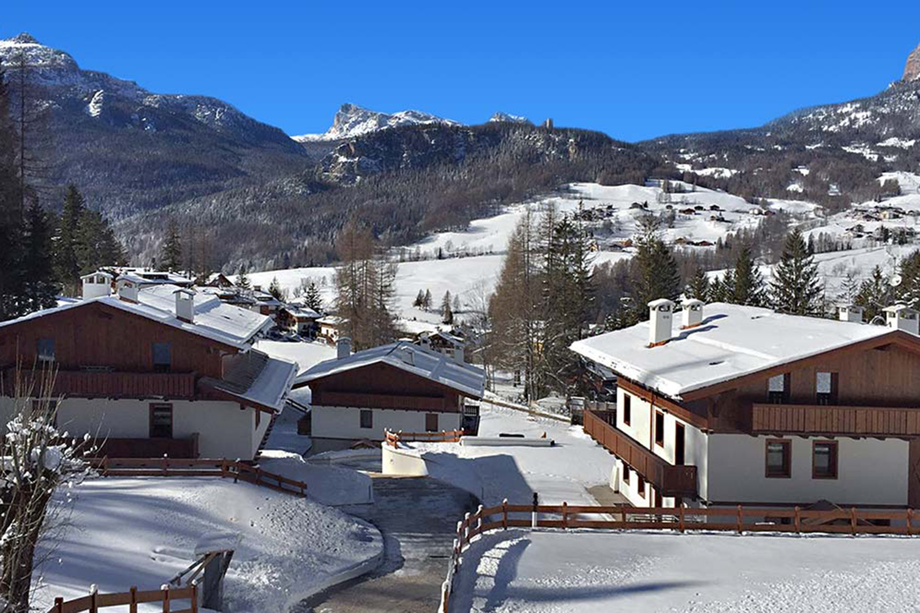 Luxury chalet in exclusive Cortina d\'Ampezzo, gem of the Dolomites