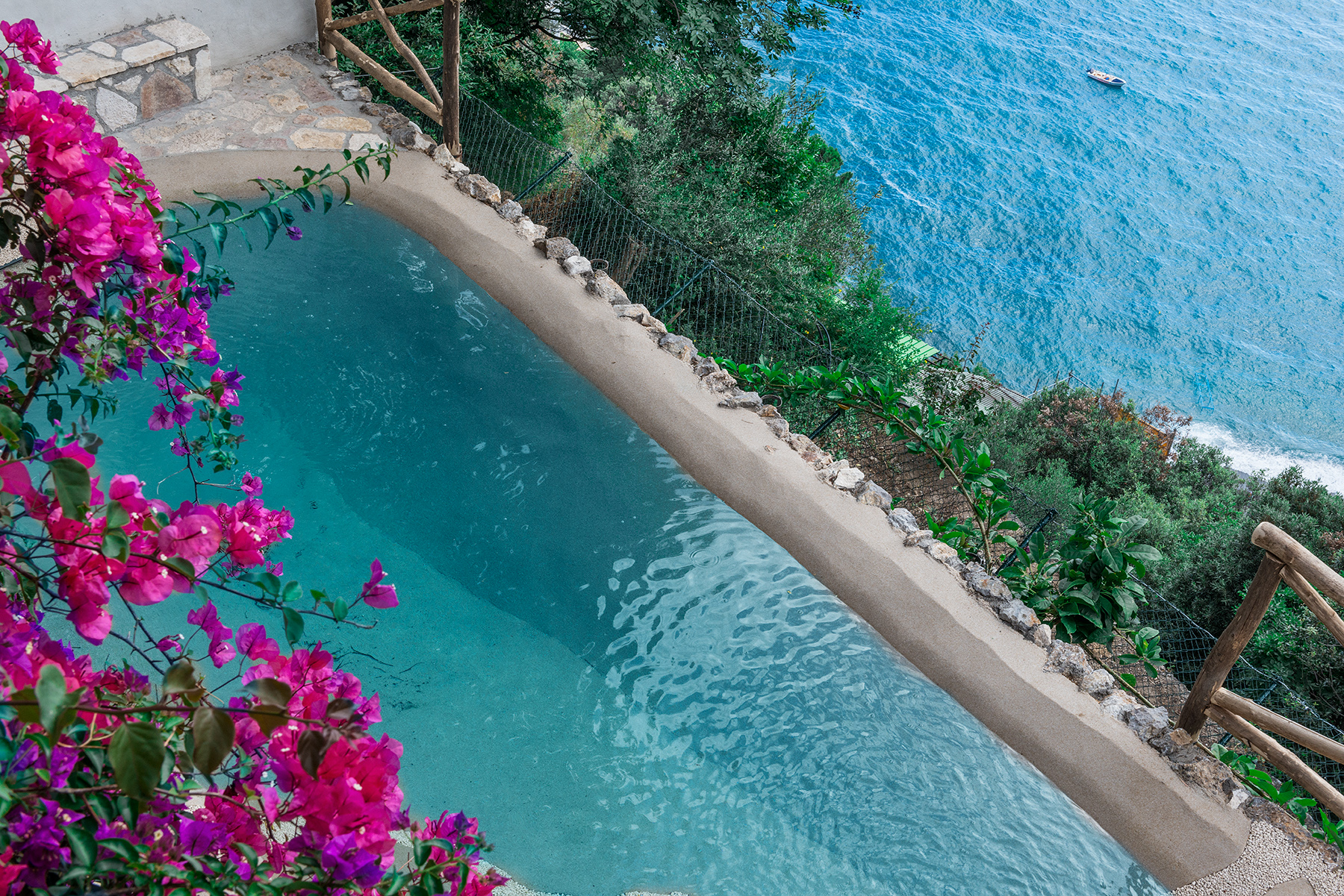 Exclusive Panoramic Villa in Positano