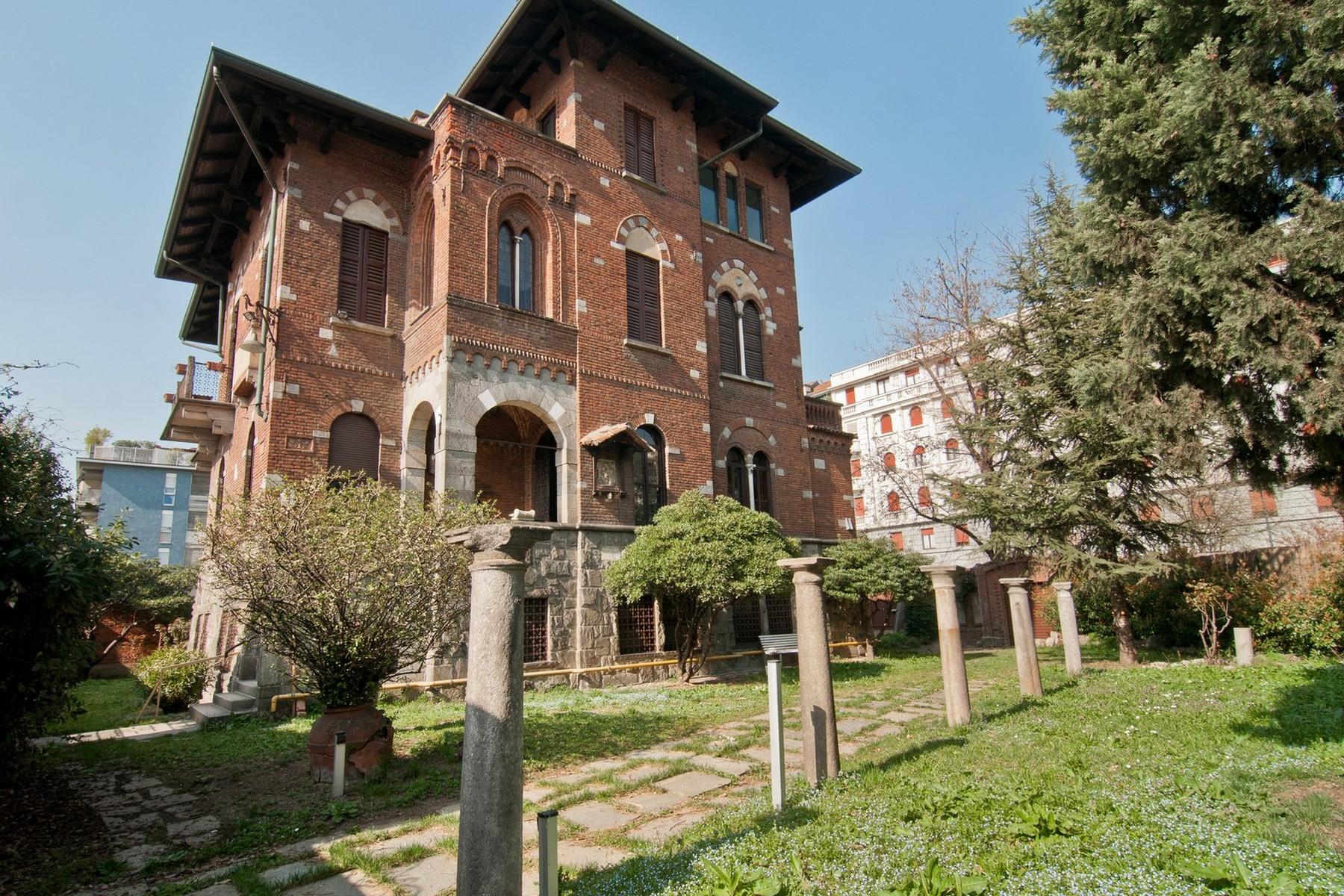 Milan, Via Monte Rosa