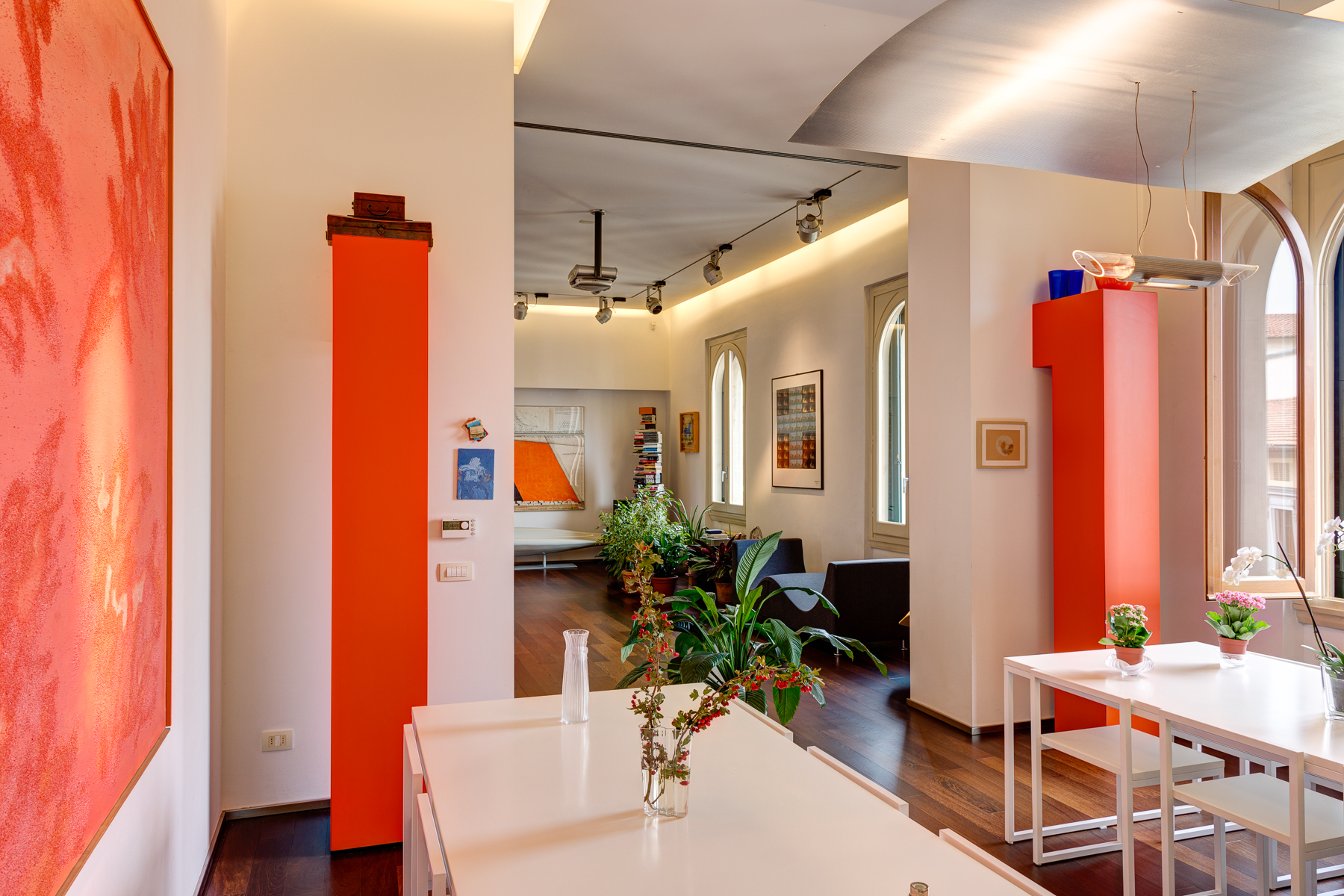 Design apartment in Florence