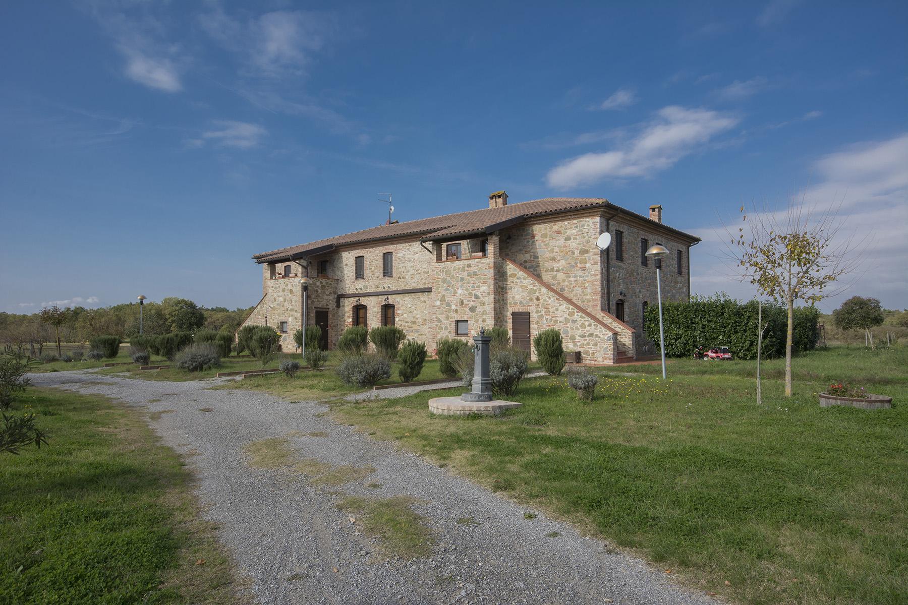 Castiglione Del Lago, Via Trasimeno