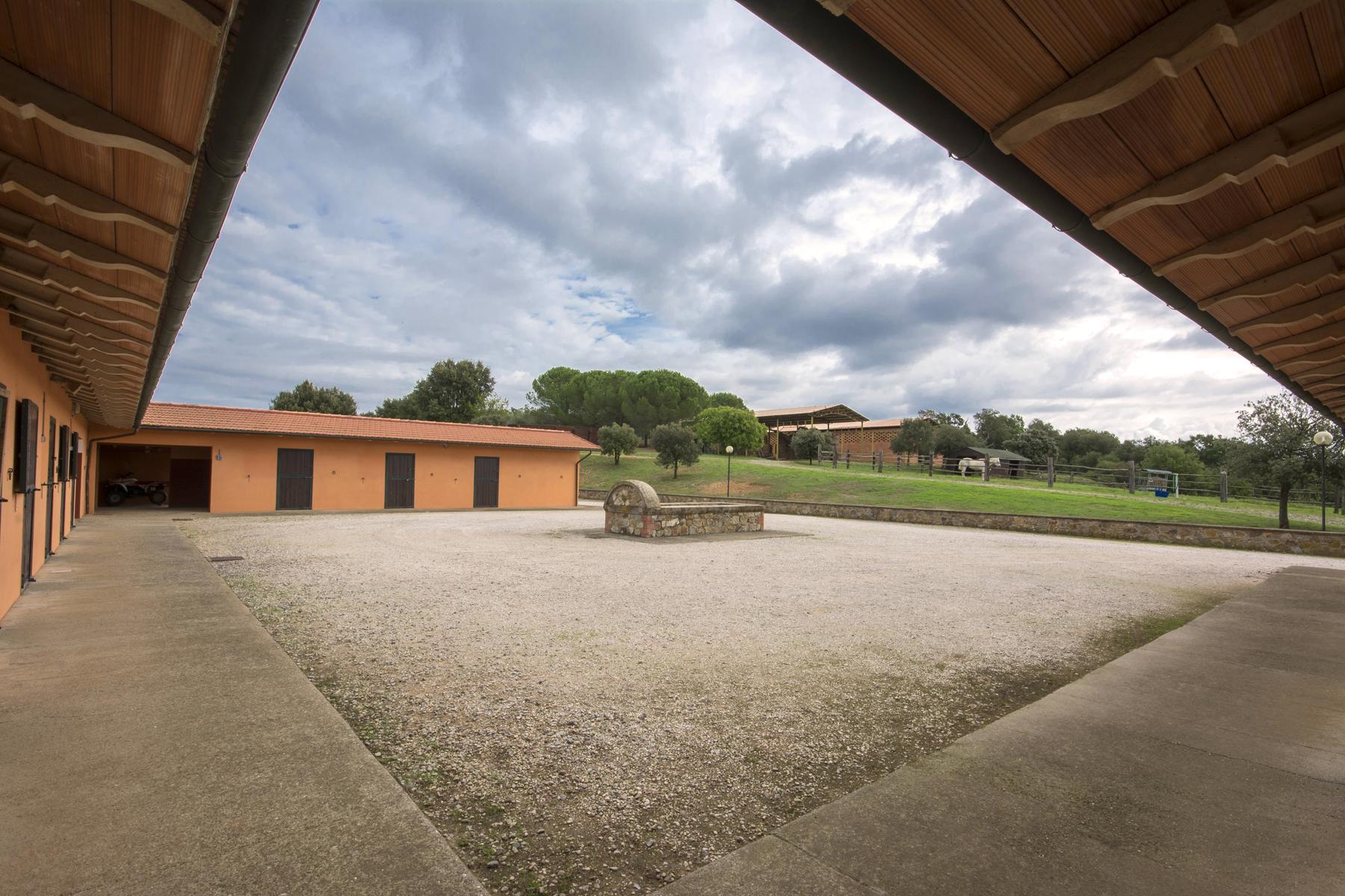 Stunning property in Maremma