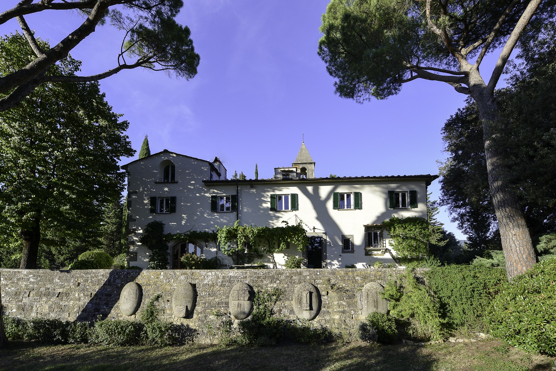 Marvelous renaissance villa on the Florentine's hills