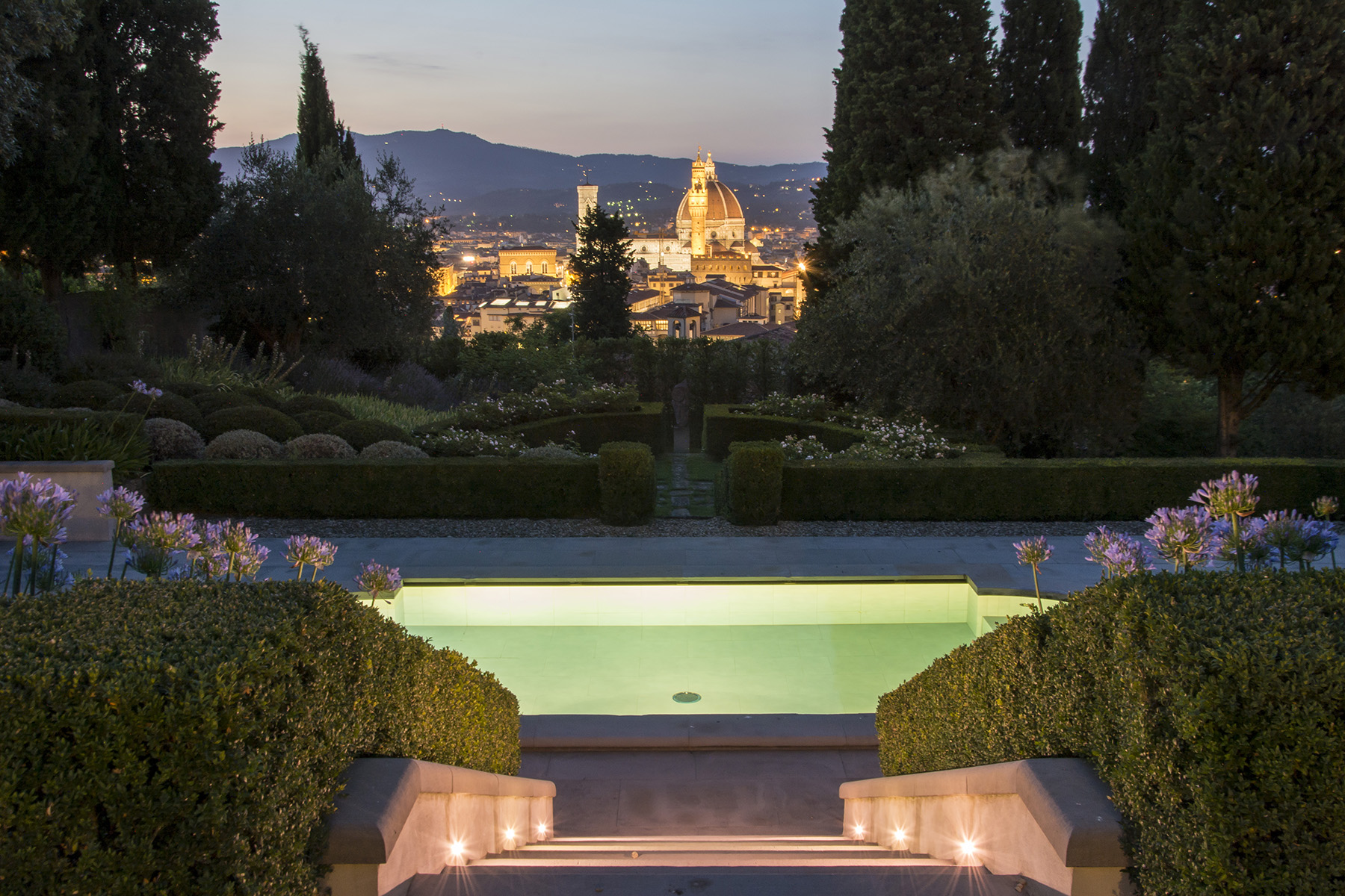 Beautiful villa with breathtaking views of Florence