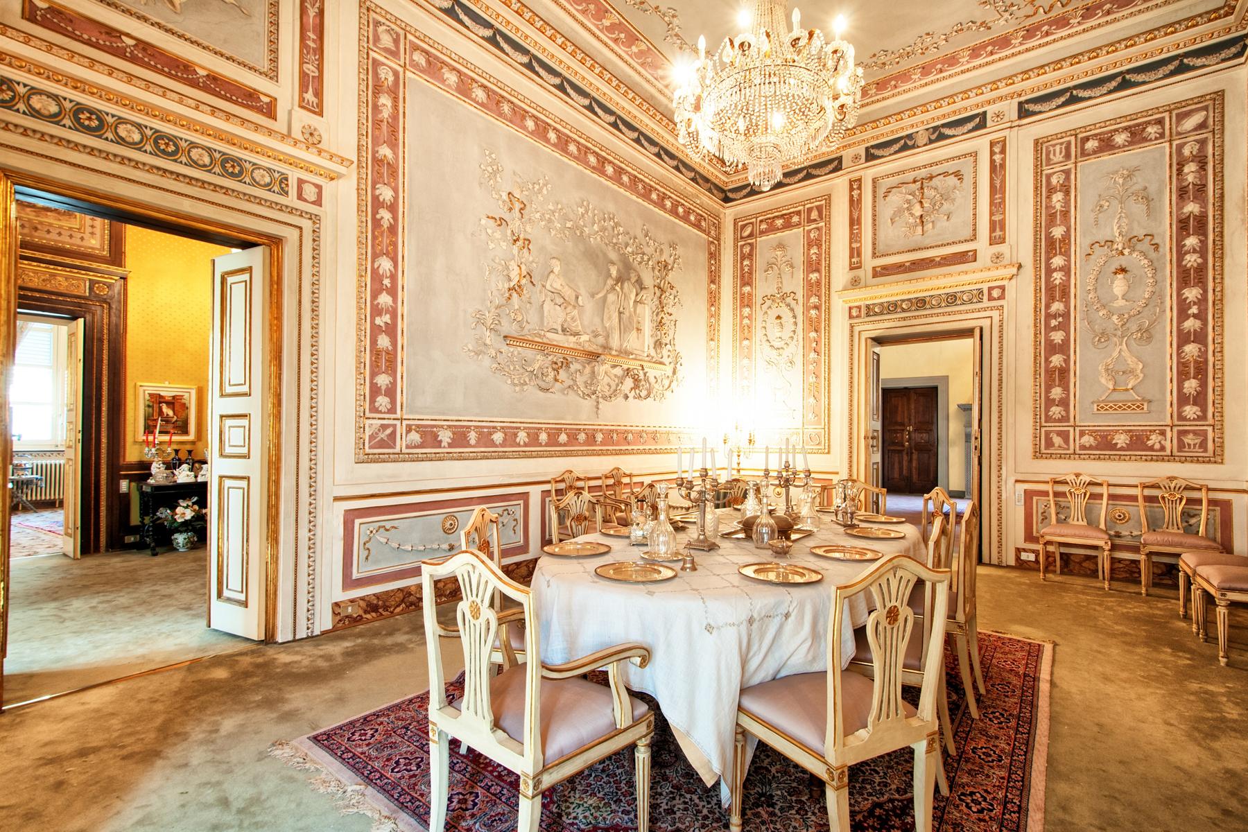 Elegant apartment in historical building