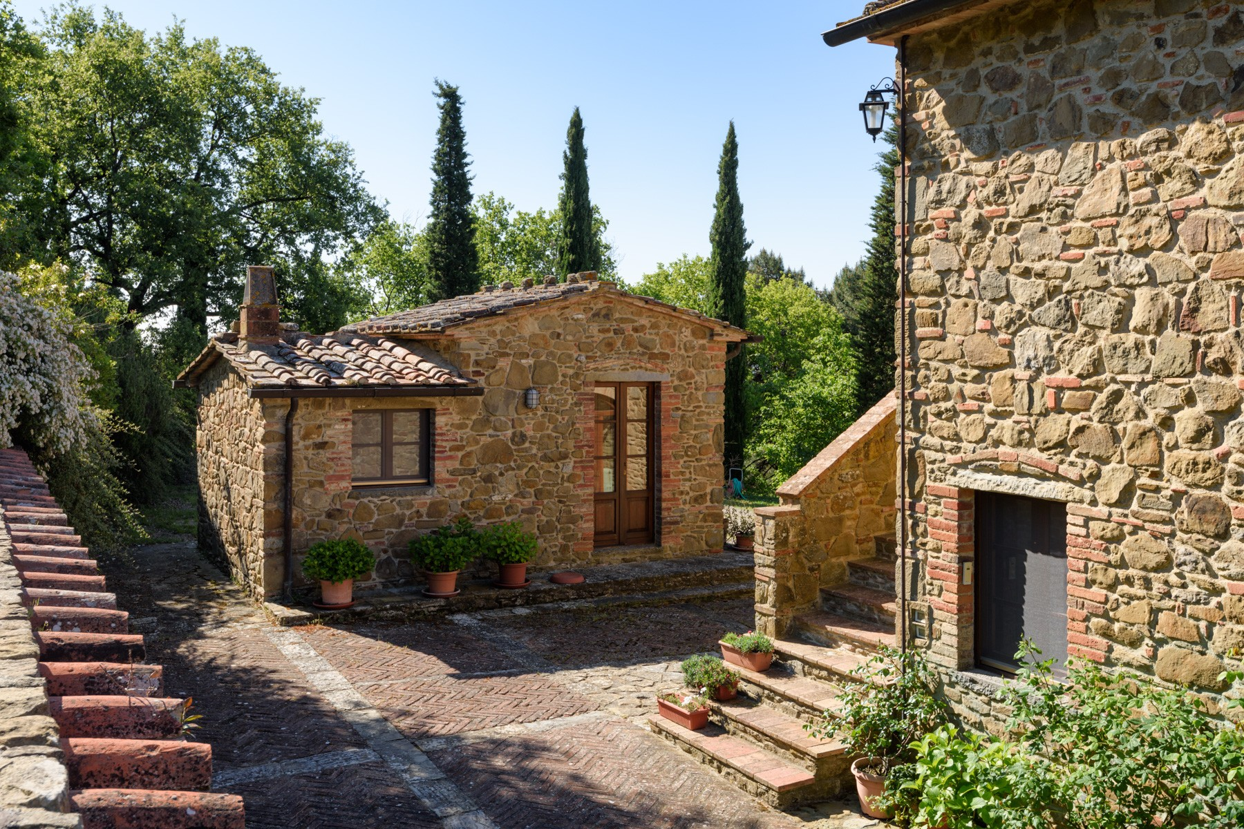 Charming property near the Castle of Gargonza