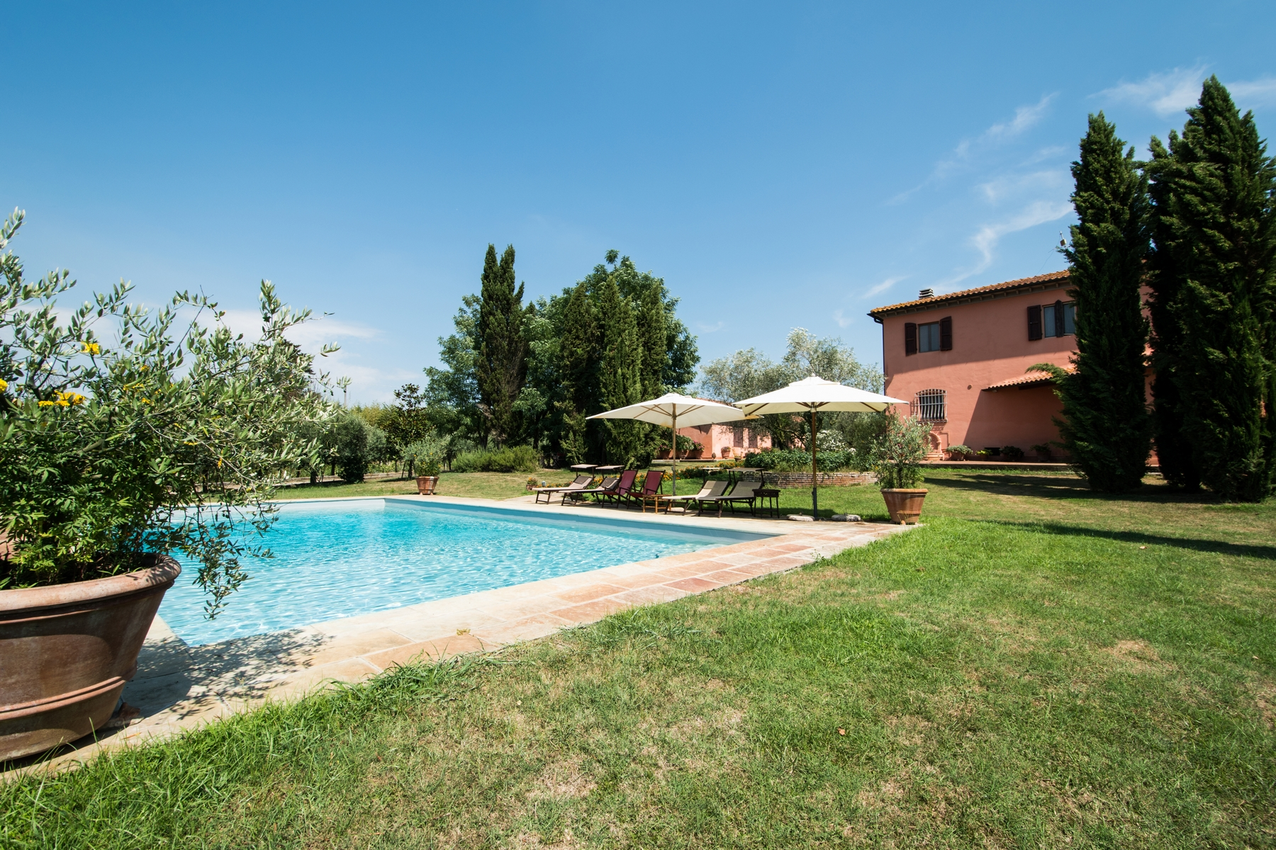 Charming country home near Pisa