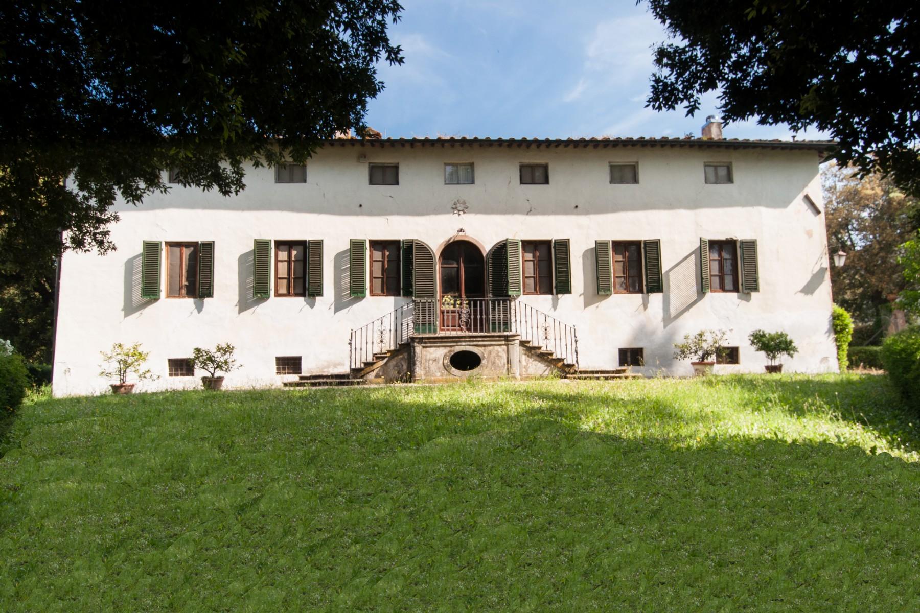 Belle villa dans la campagne de Lucca