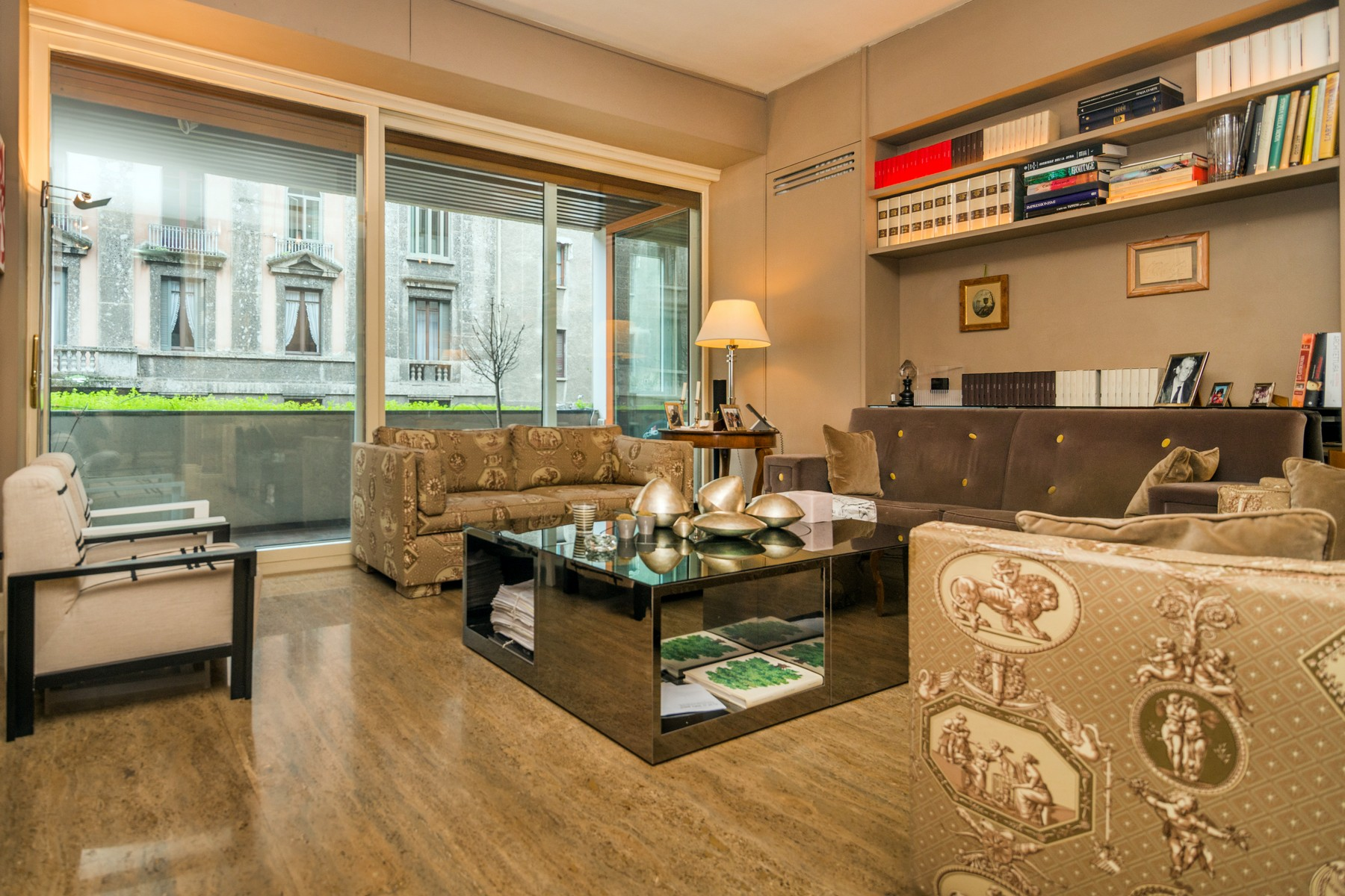 Sophisticated property with exquisite interiors
