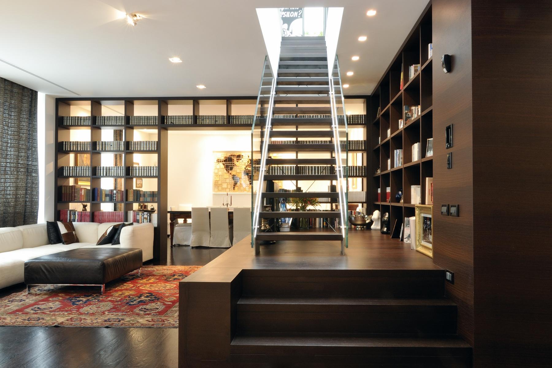 Duplex exclusif avec grande terrasse