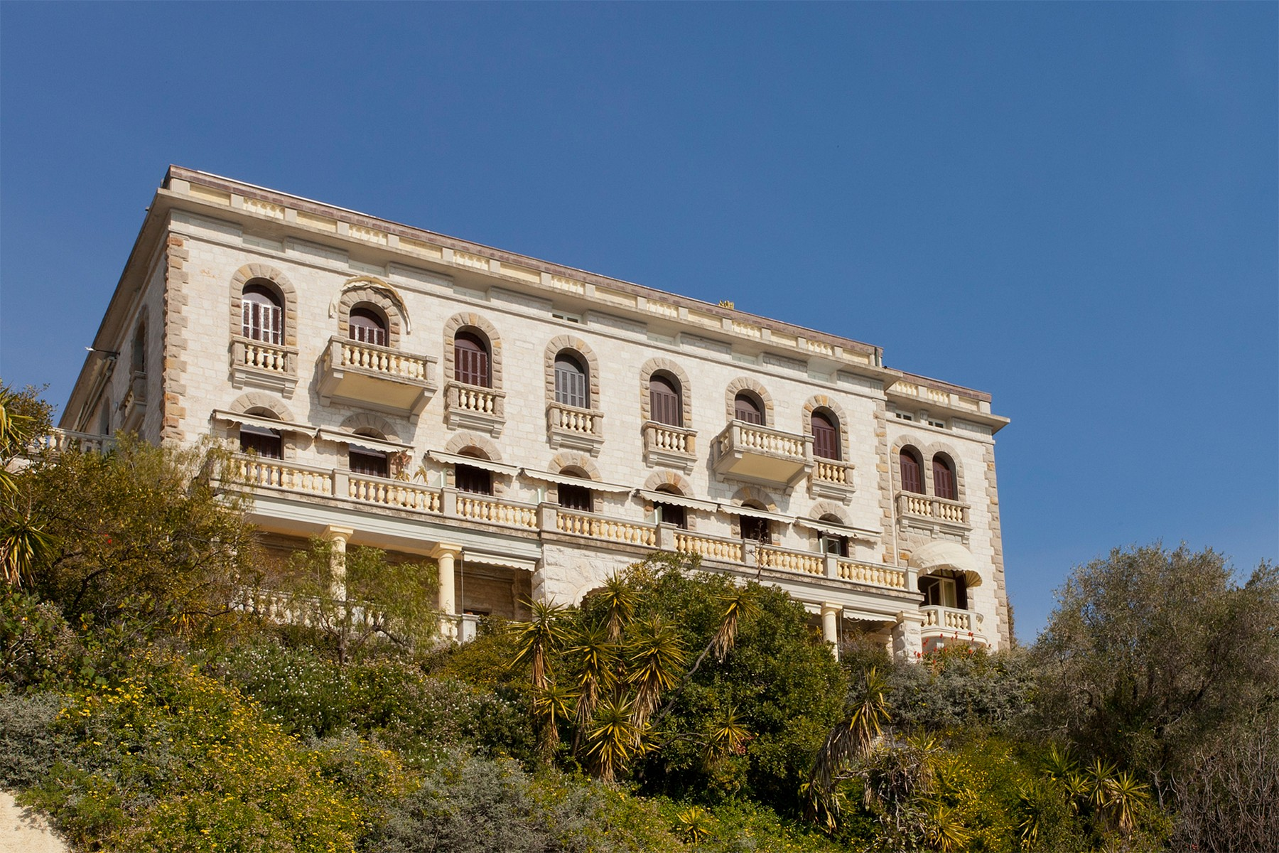 Ventimiglia, Via Mentone