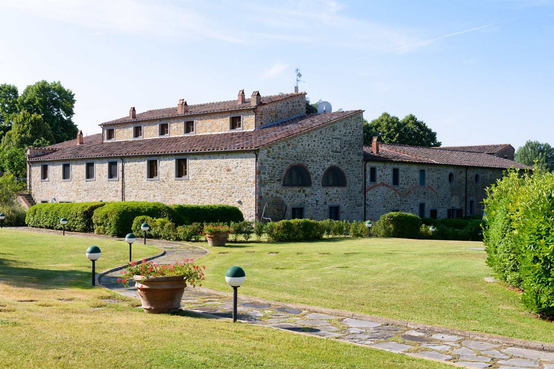 Lovely property in Cortona countryside