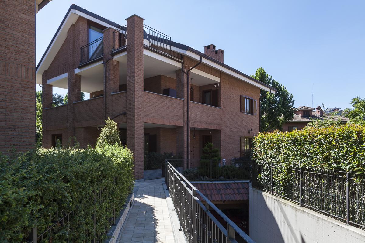 Villa moderna nel centro di Rivoli
