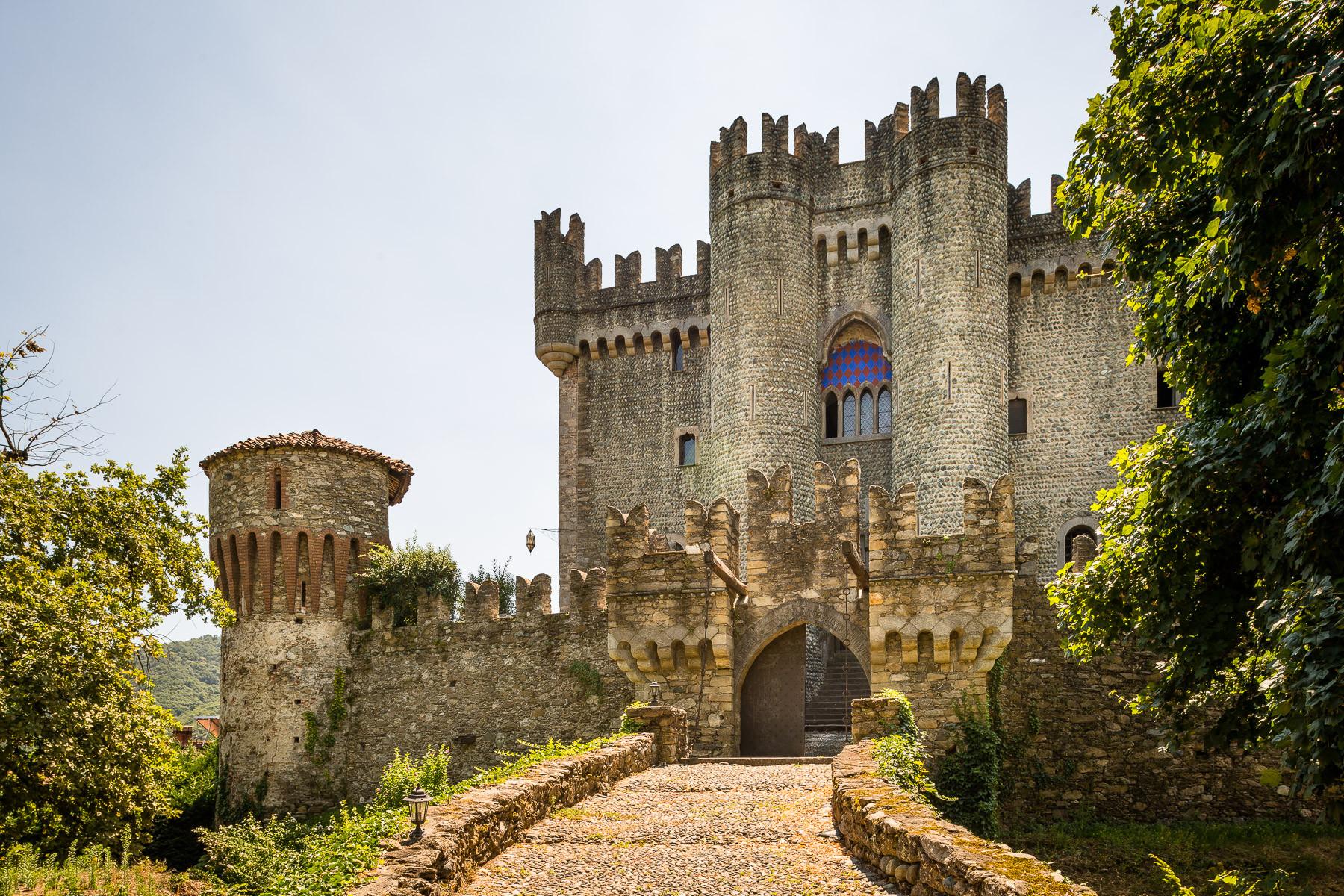 Castellar, Via Cambiano