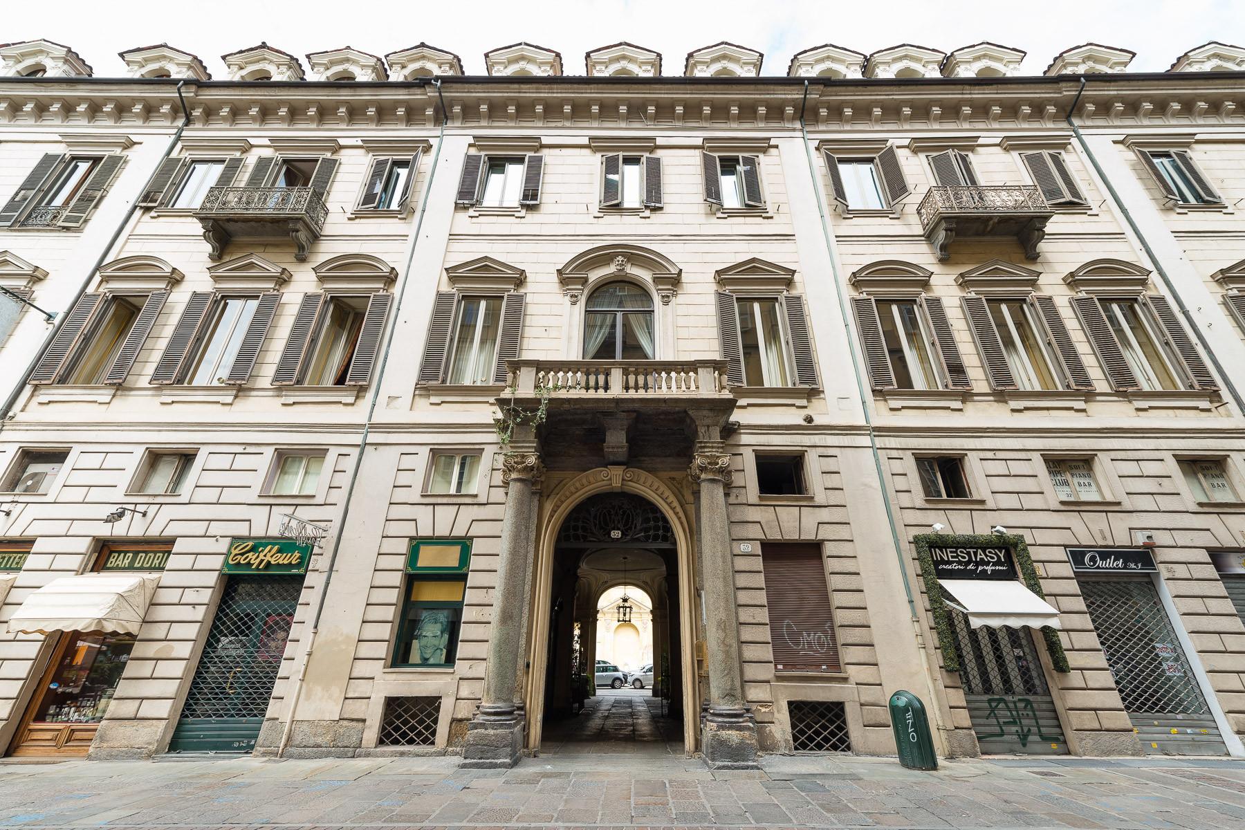 Magnifico appartamento di rappresentanza in Palazzo storico