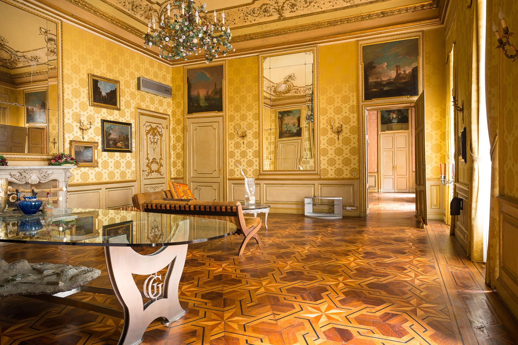 Appartamento di alta rappresentanza in Palazzo storico
