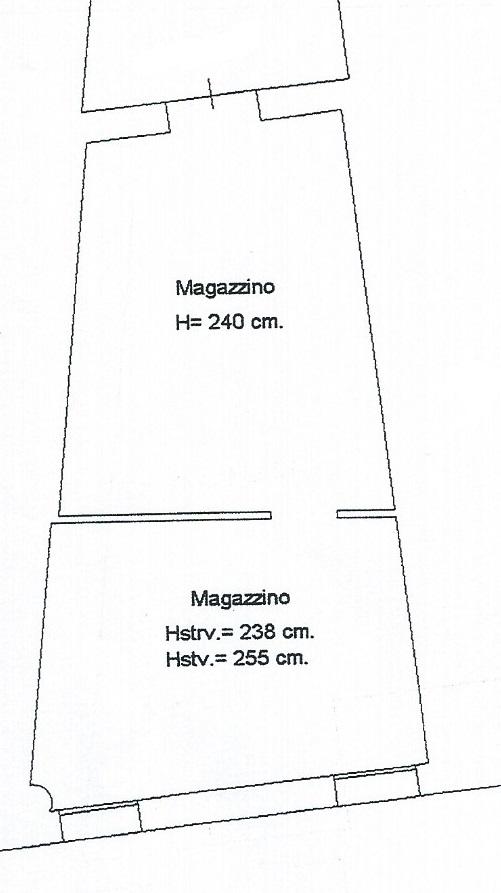 Magazzino in vendita a Venezia, 9999 locali, zona Zona: 3 . Cannaregio, prezzo € 95.000 | Cambio Casa.it