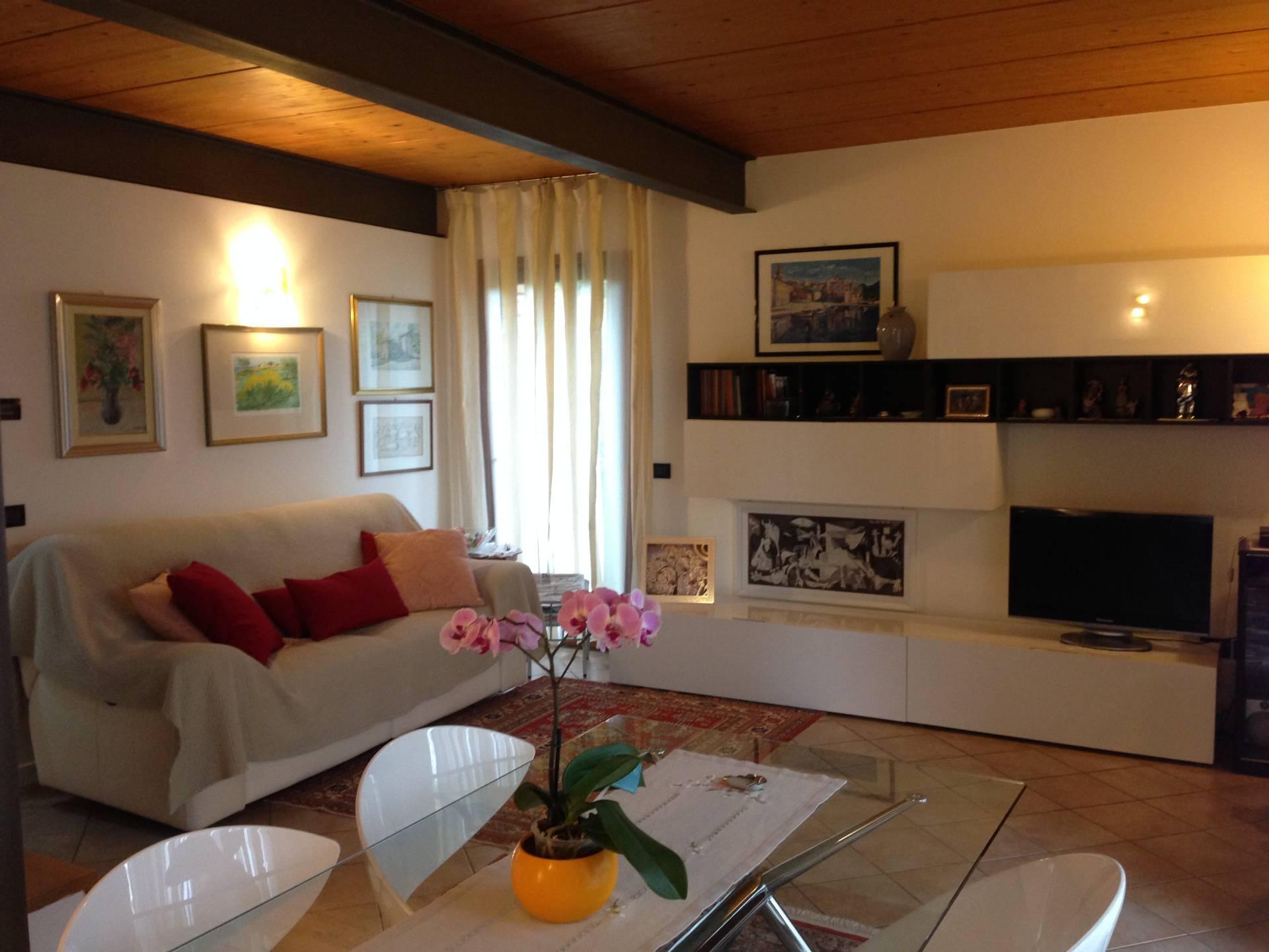 villa a schiera in vendita a pordenone - zona torre
