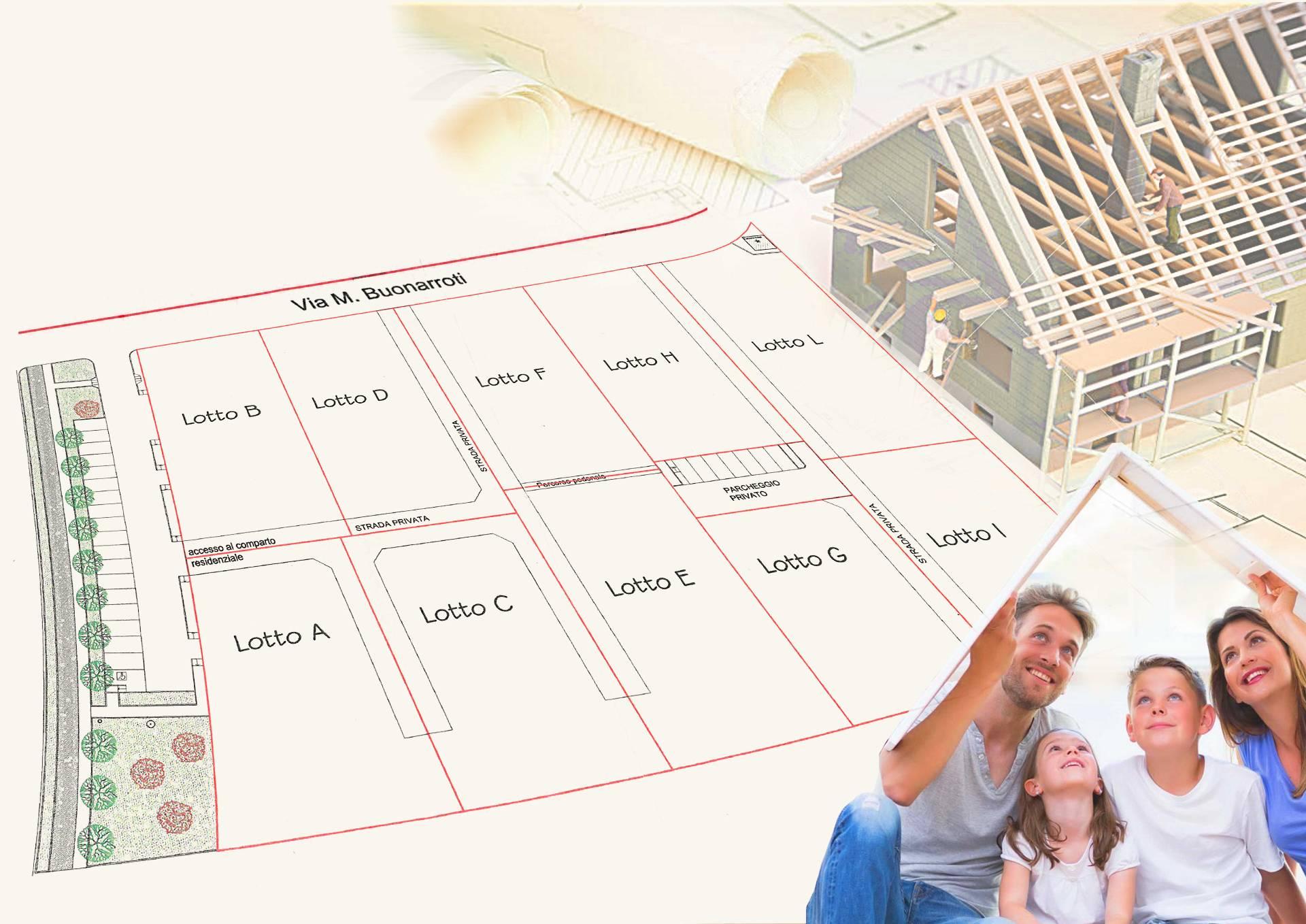 Terreno Edificabile Residenziale in vendita a Lonate Ceppino, 9999 locali, prezzo € 67.000 | PortaleAgenzieImmobiliari.it