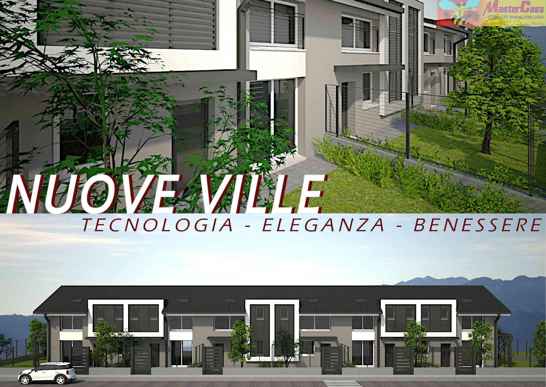 Villa in vendita a Lonate Ceppino, 4 locali, prezzo € 325.000 | PortaleAgenzieImmobiliari.it