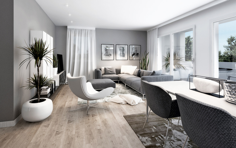 Appartamento in vendita a Vedano Olona, 4 locali, prezzo € 265.000 | PortaleAgenzieImmobiliari.it