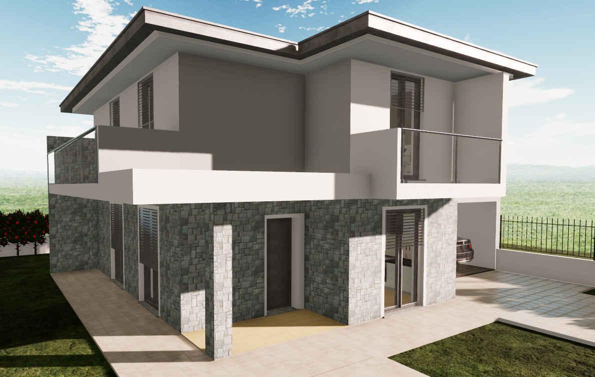 Villa in vendita a Venegono Inferiore, 4 locali, prezzo € 309.000   PortaleAgenzieImmobiliari.it