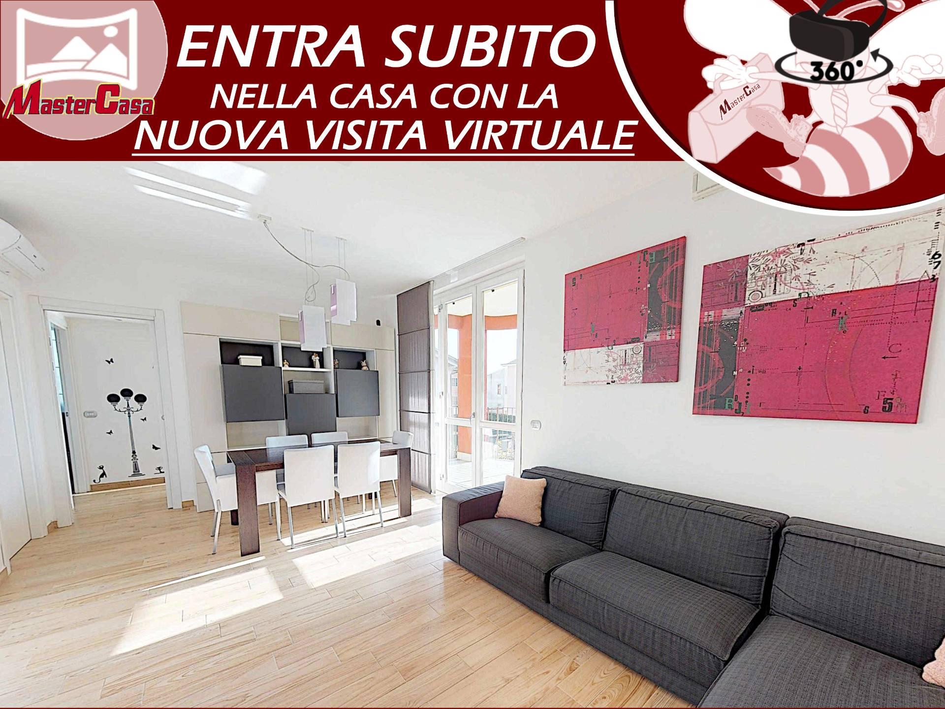 Appartamento in vendita a Lonate Ceppino, 3 locali, prezzo € 195.000 | PortaleAgenzieImmobiliari.it