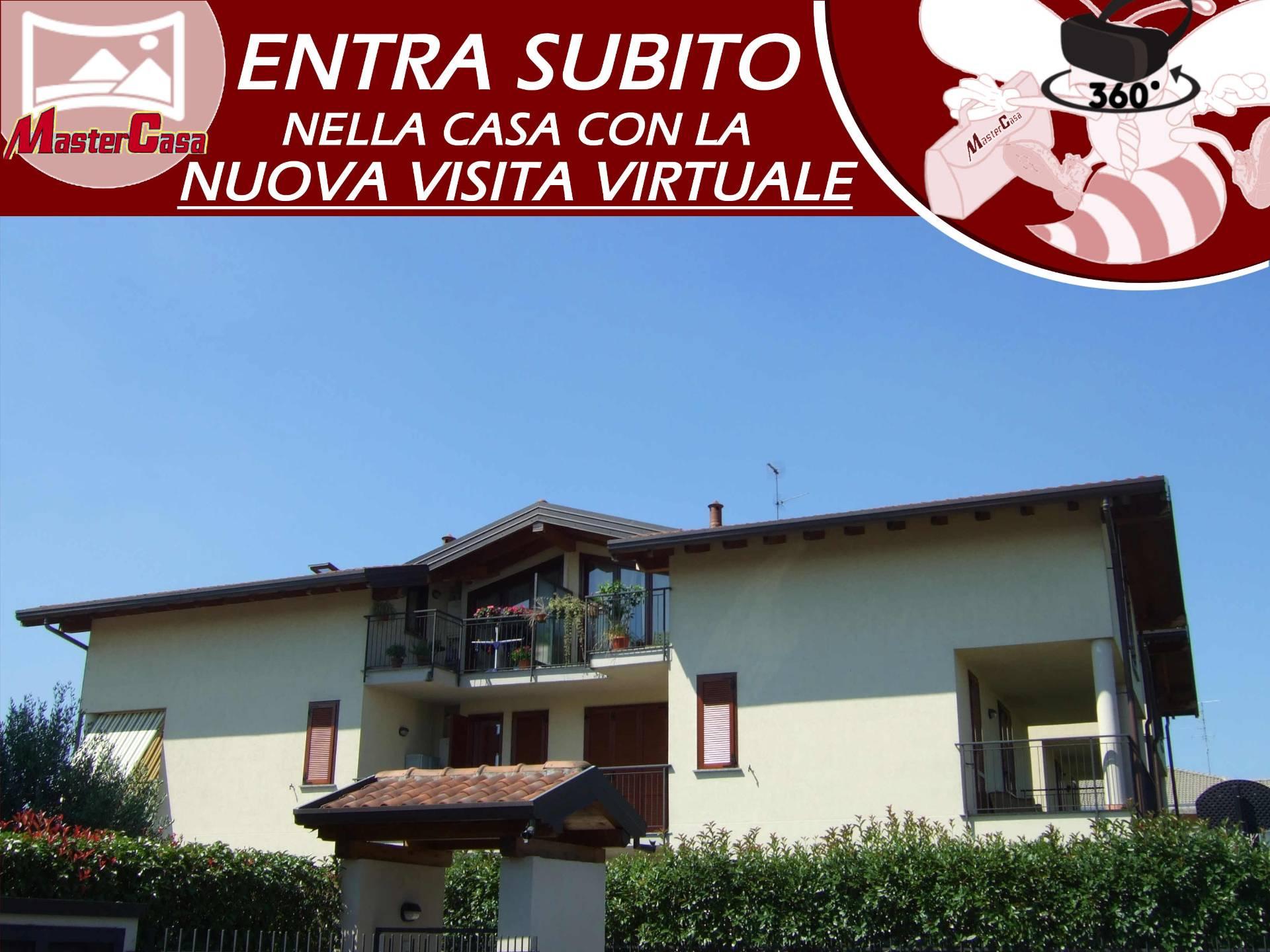Appartamento in vendita a Lonate Ceppino, 3 locali, prezzo € 124.000 | PortaleAgenzieImmobiliari.it