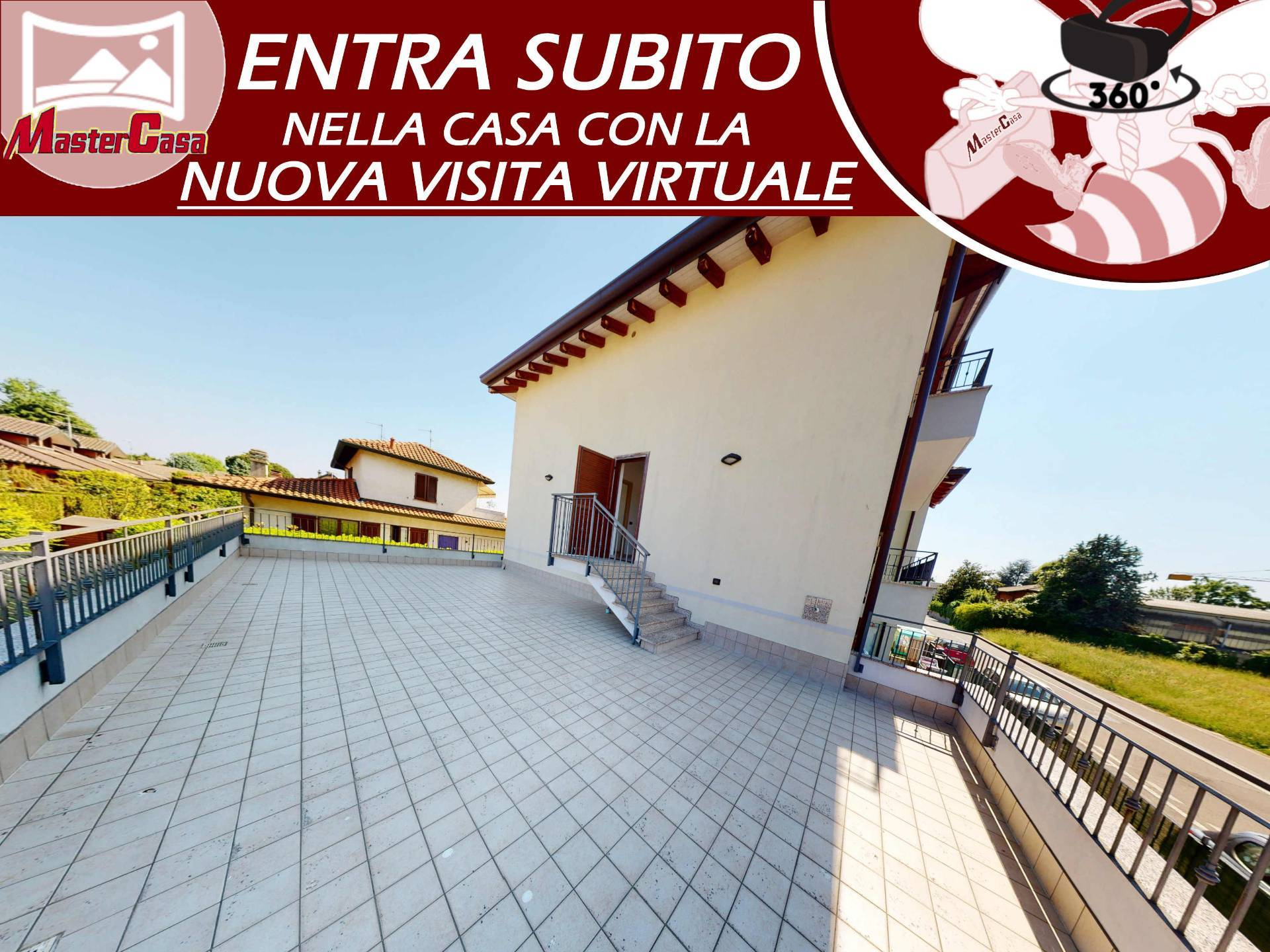 Appartamento in vendita a Tradate, 3 locali, zona Località: SEMI-CENTRO, prezzo € 199.000 | PortaleAgenzieImmobiliari.it