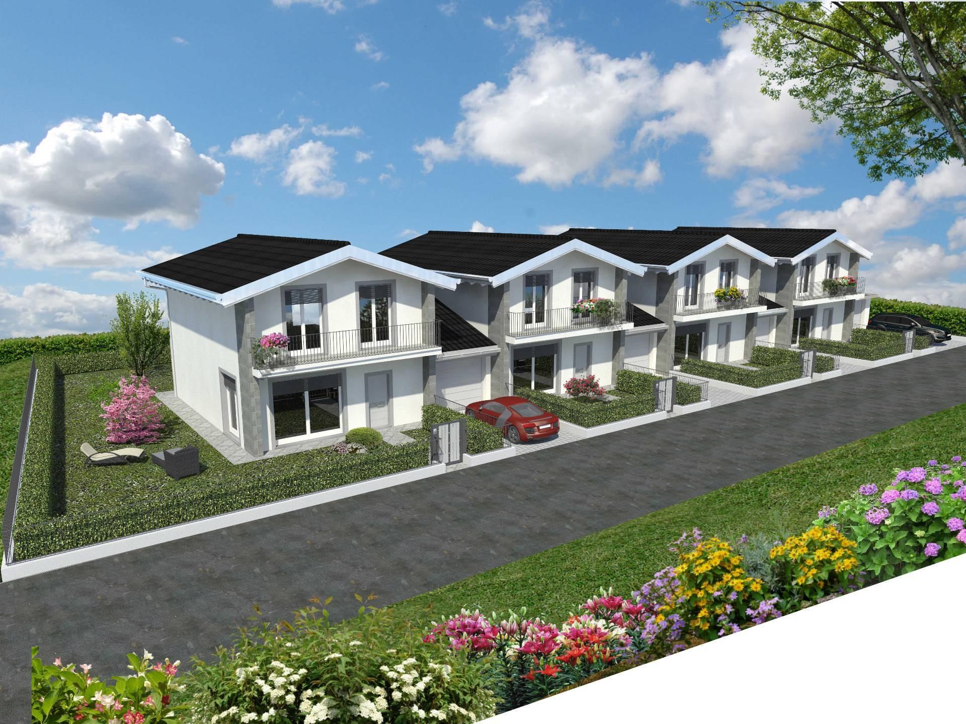 Villa in vendita a Lonate Ceppino, 4 locali, prezzo € 329.000 | PortaleAgenzieImmobiliari.it