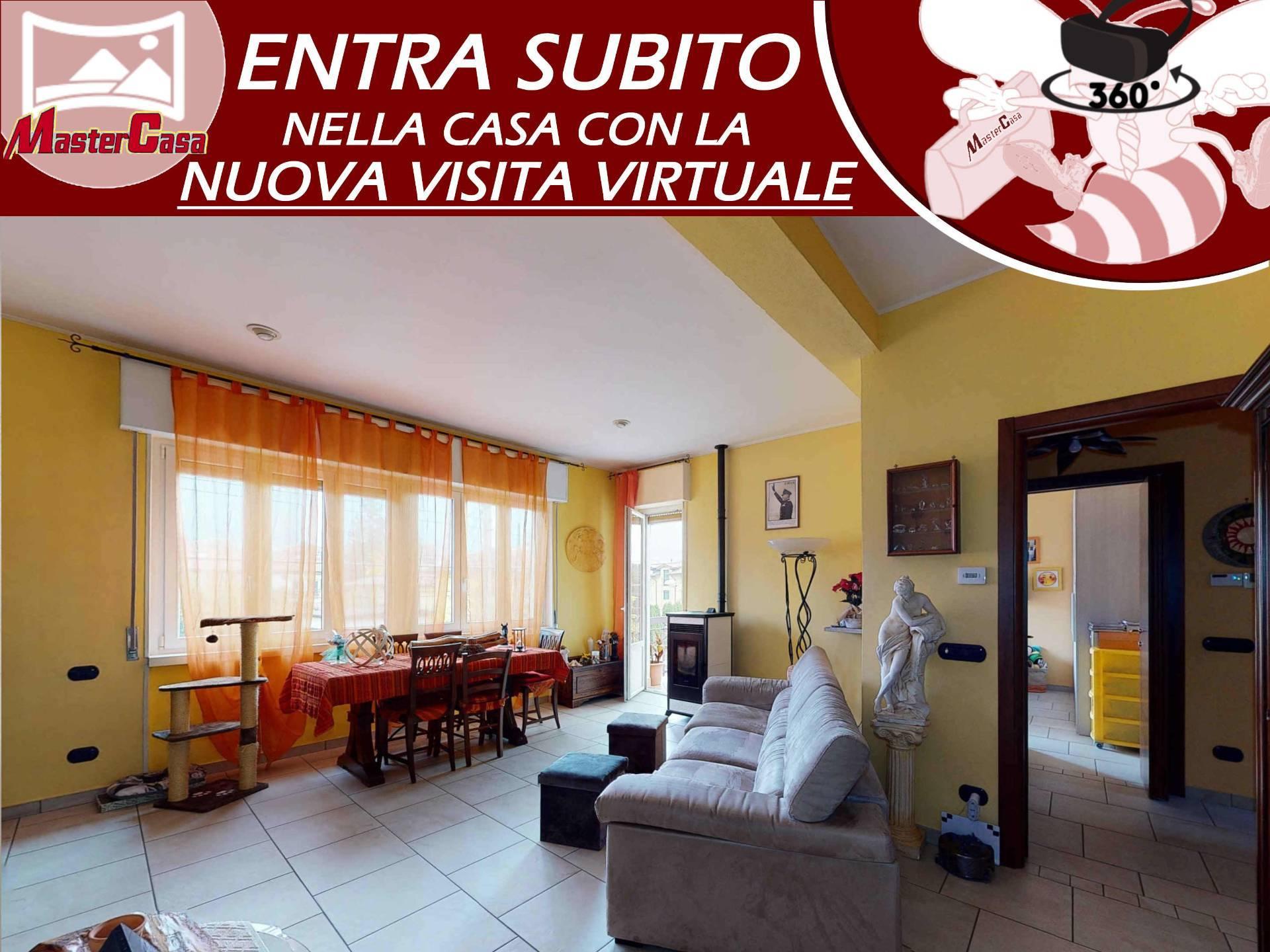 Appartamento in vendita a Venegono Superiore, 3 locali, prezzo € 159.000 | PortaleAgenzieImmobiliari.it